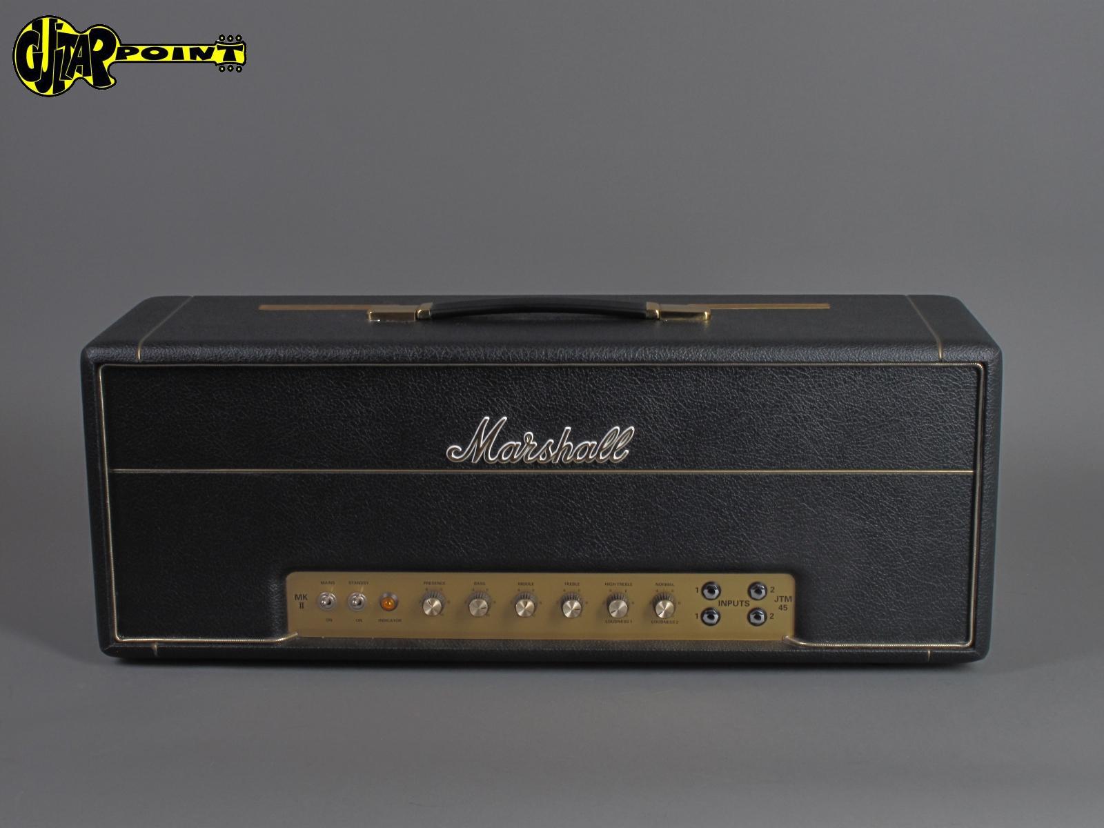 Marshall Jimi Hendrix Reissue Super 100 JH - Head