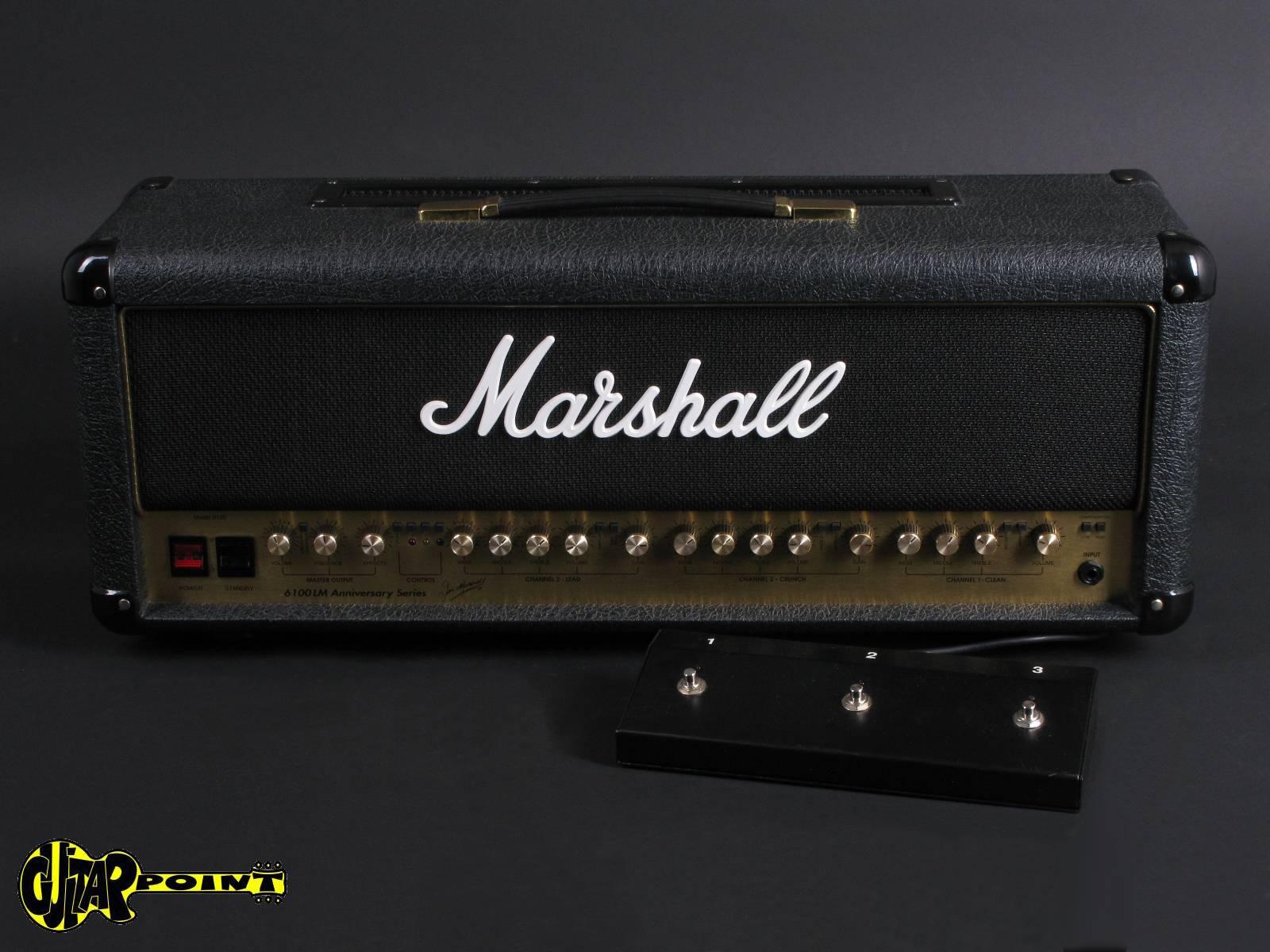 1996 Marshall LM 6100 30th Anniversary