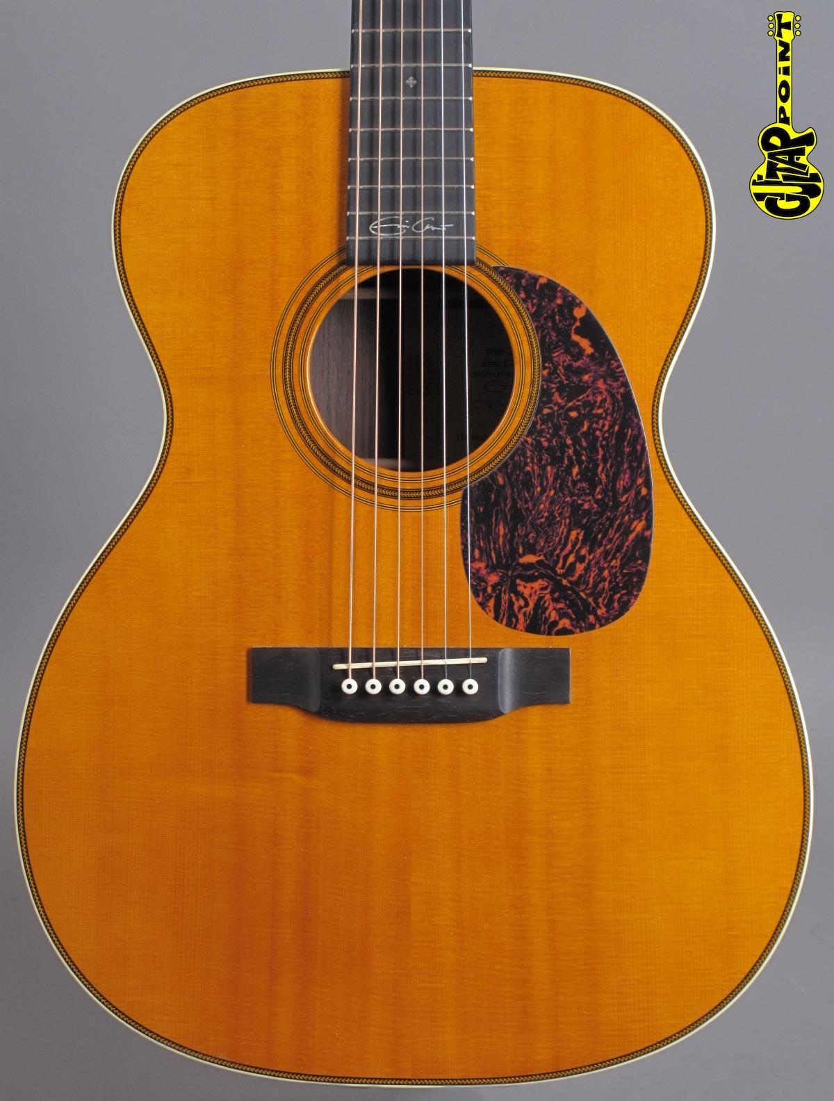 2007 Martin 000-28EC Eric Clapton Signature - Natural
