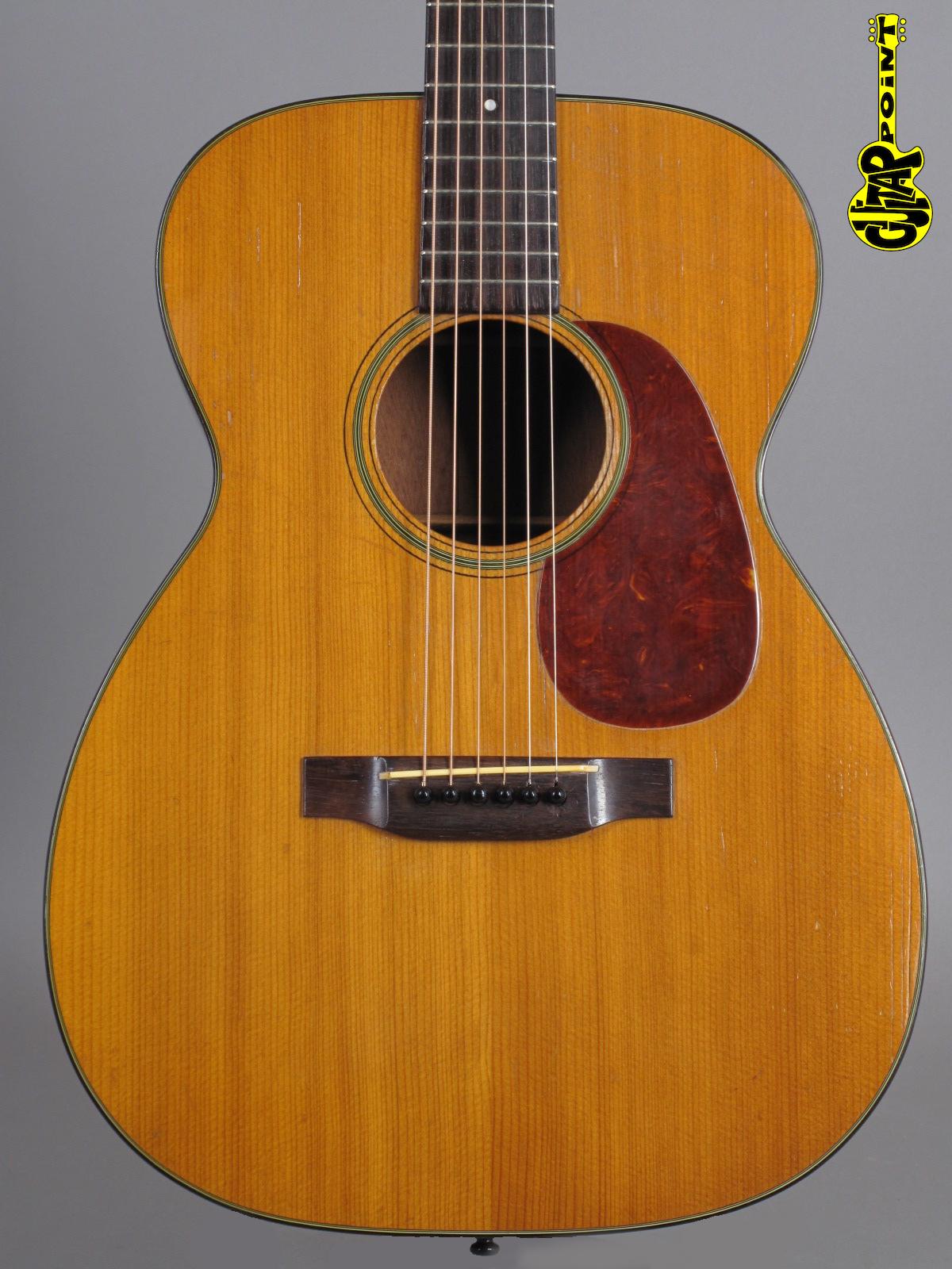 1948 Martin 00-18 - Natural