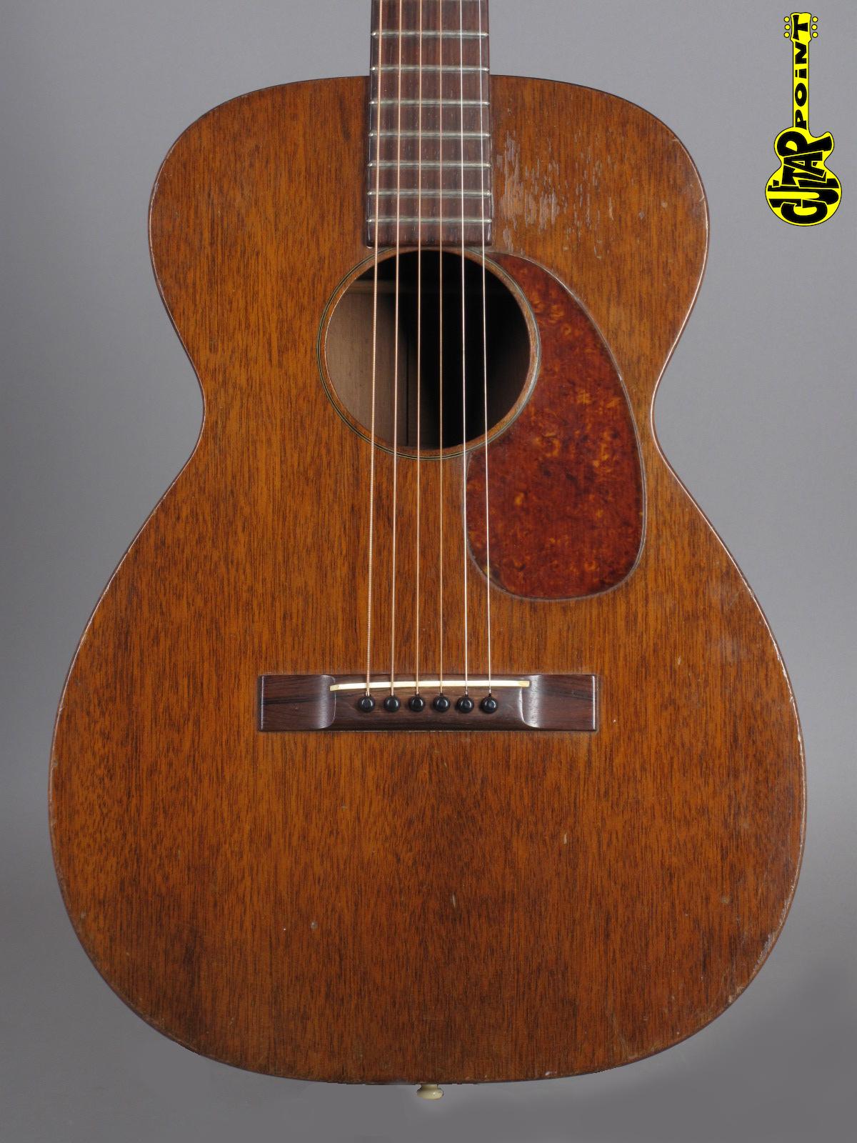 1957 Martin 0-15 Natural