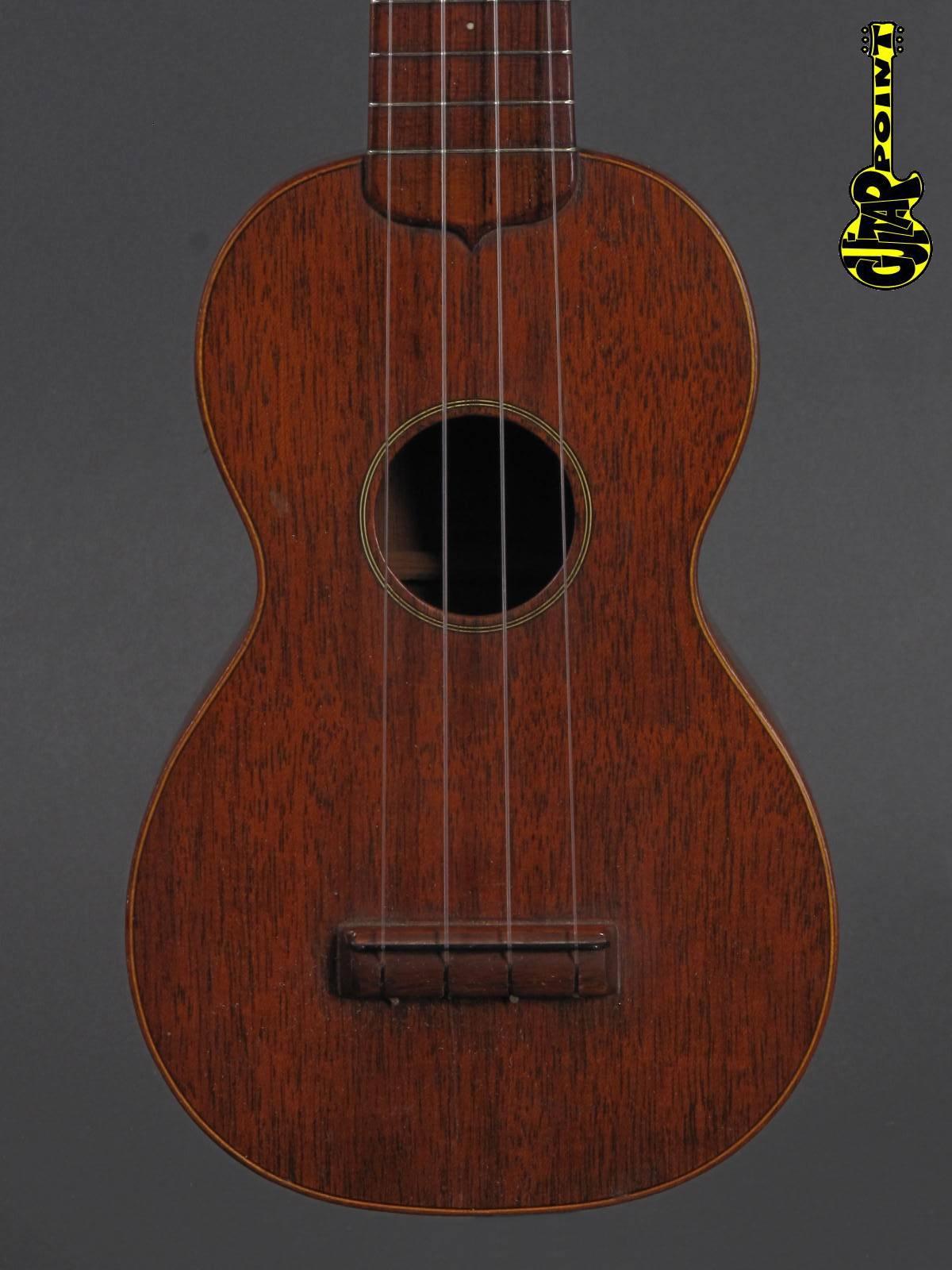 1930 Martin Style-1 Ukulele