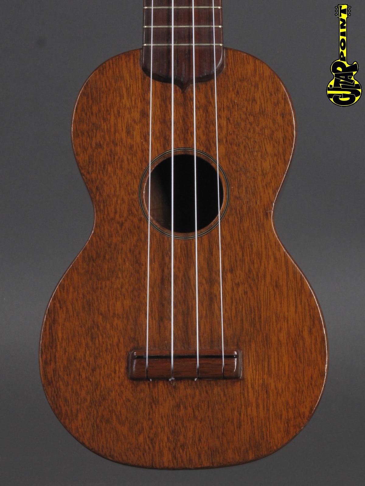 1947 Martin Style-0 Ukulele