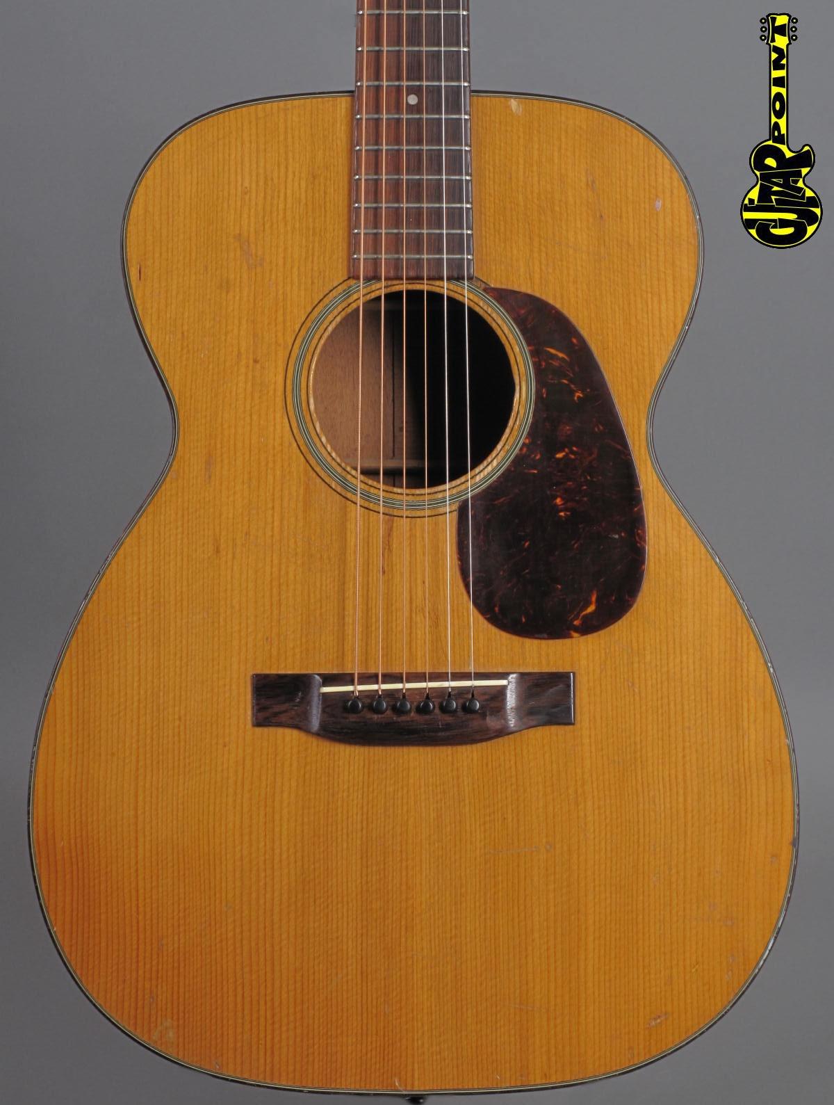 1955 Martin 00-18 - Natural