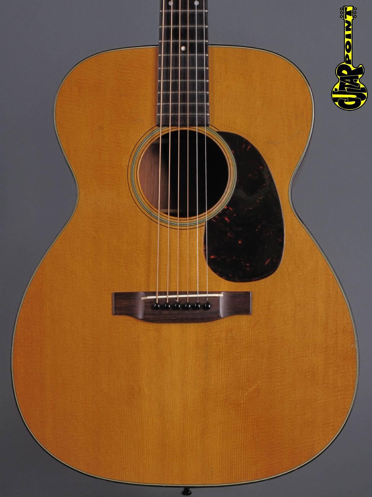 1959 Martin 000-18 - Natural