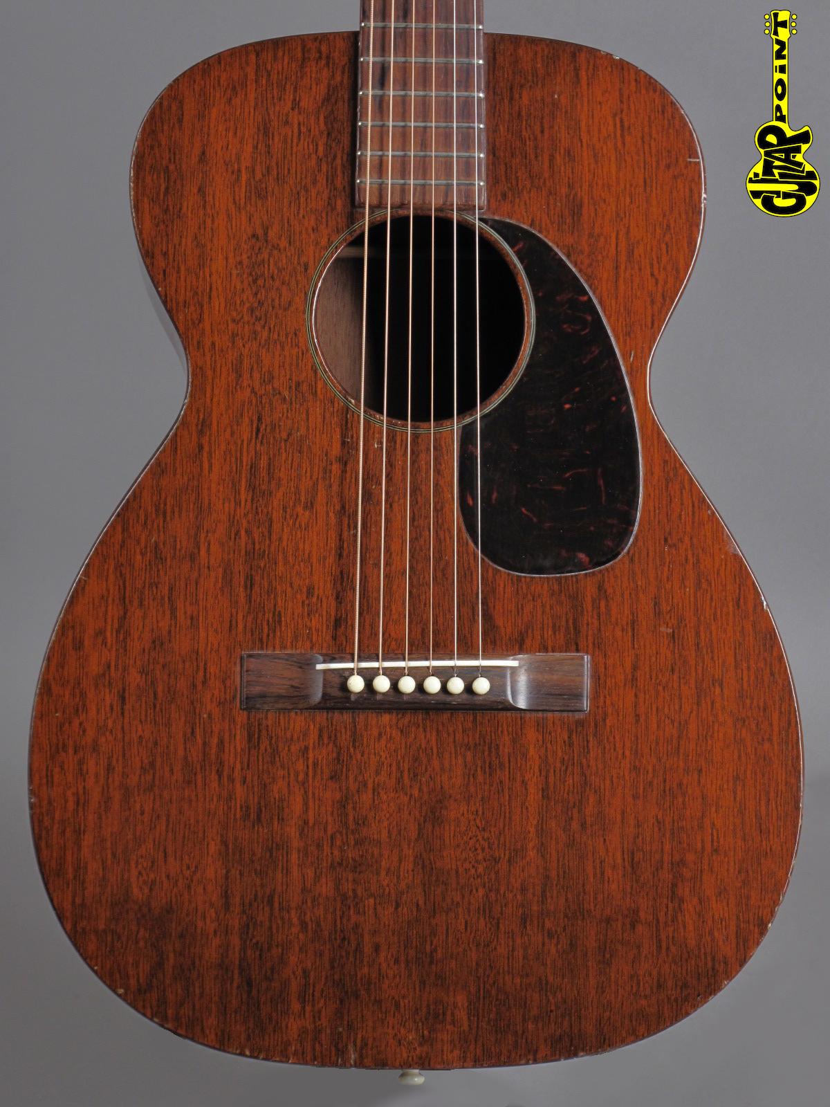 1959 Martin 0-15 Natural