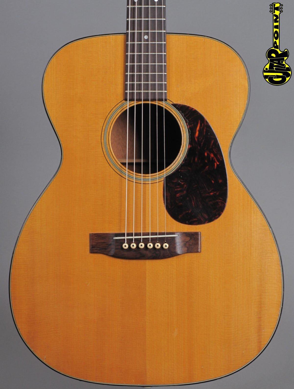 1963 Martin 000-18 - Natural
