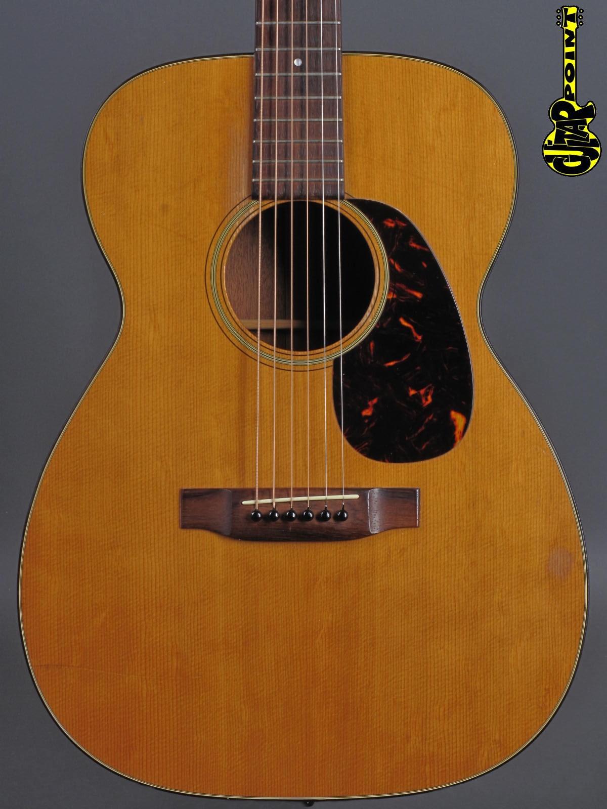 1967 Martin 00-18 - Natural