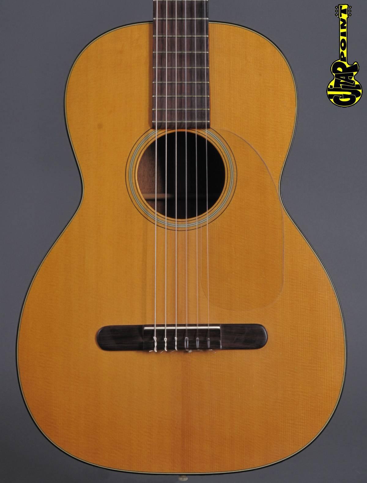 1970 Martin 00-16C - Natural