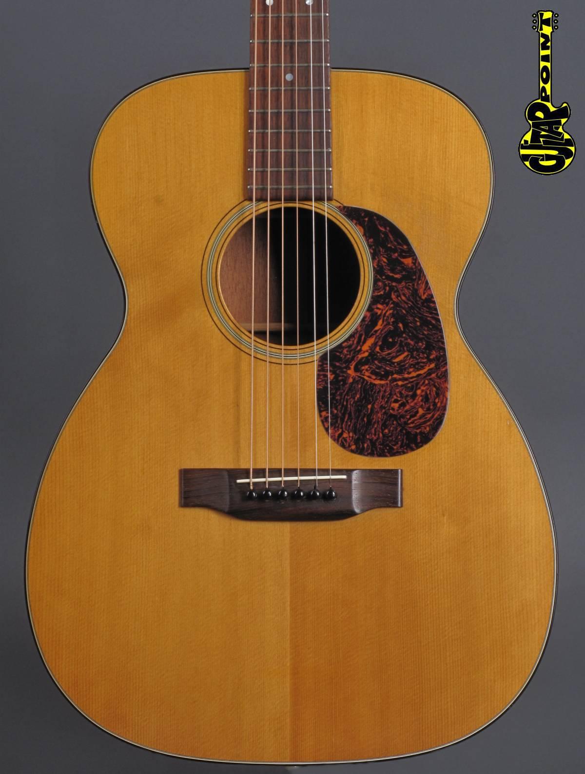 1971 Martin 00-18 - Natural