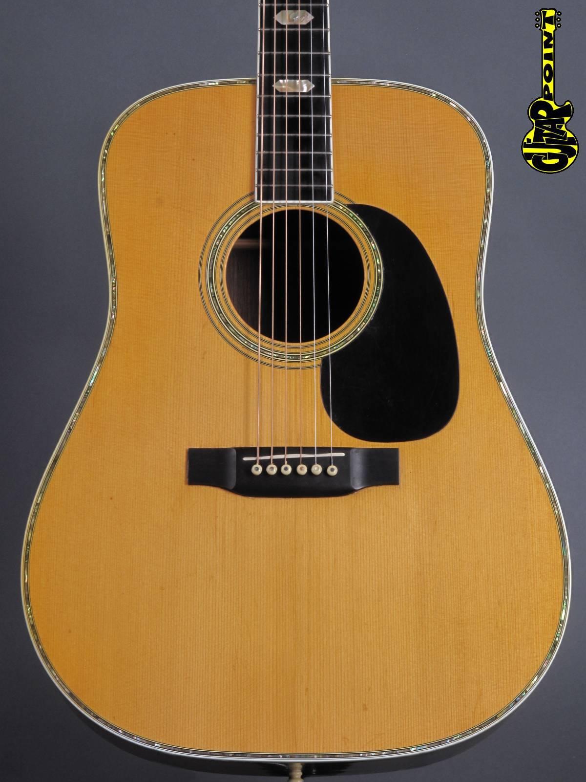1973 Martin D-41 - Natural