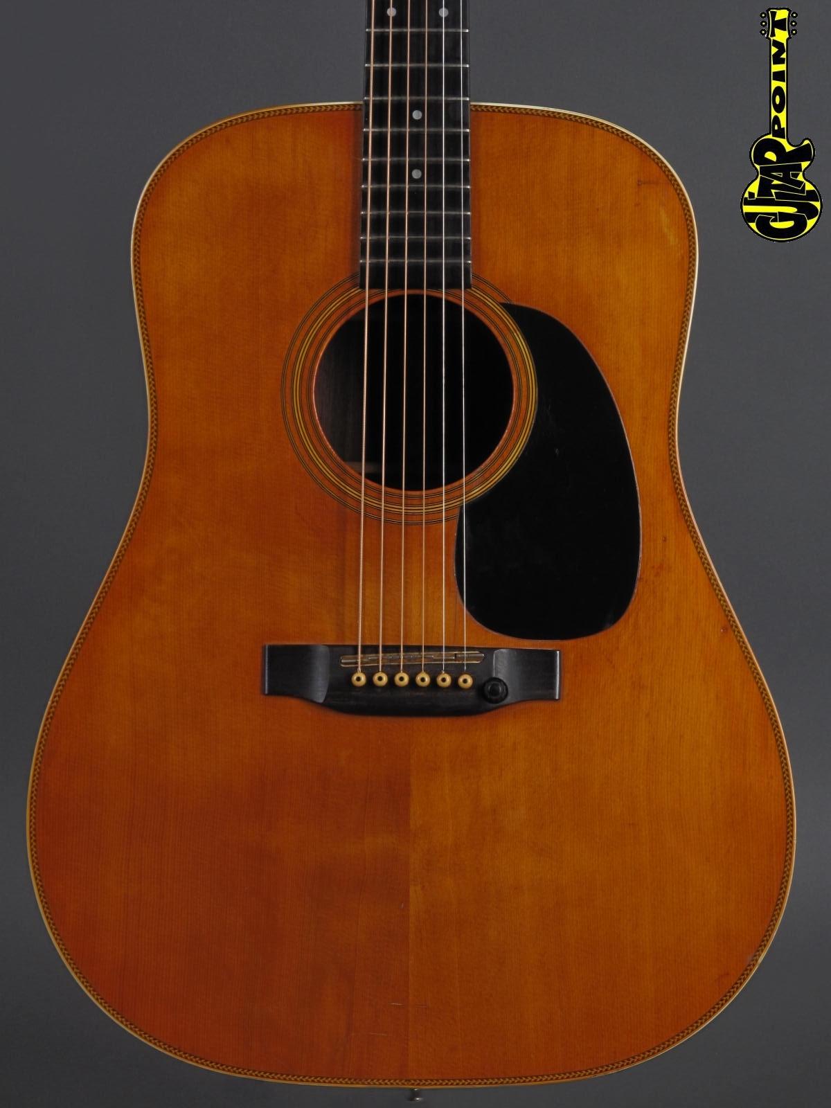 1979 Martin HD-28 - Natural
