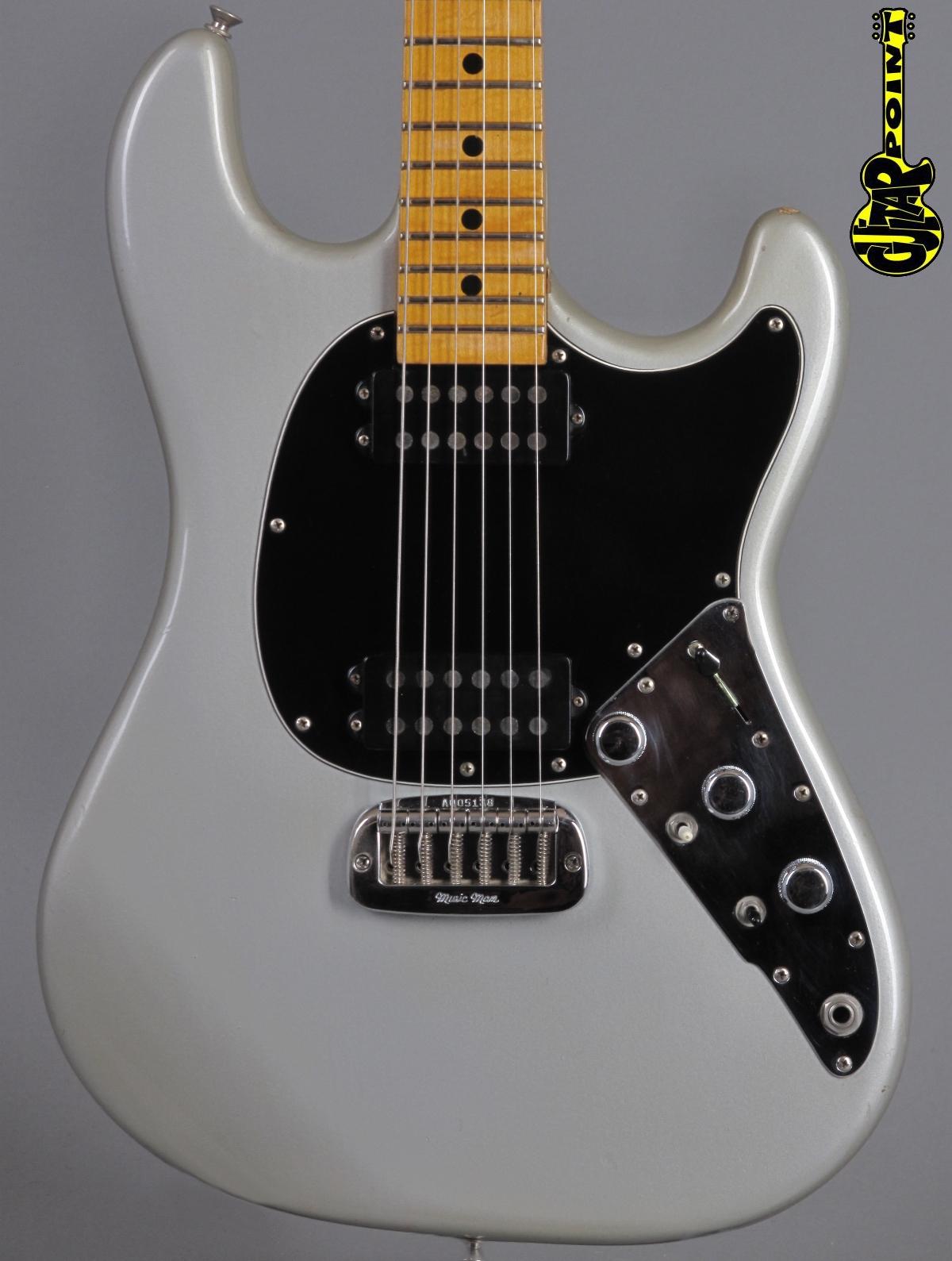 1979 Music Man Sabre I - Silver