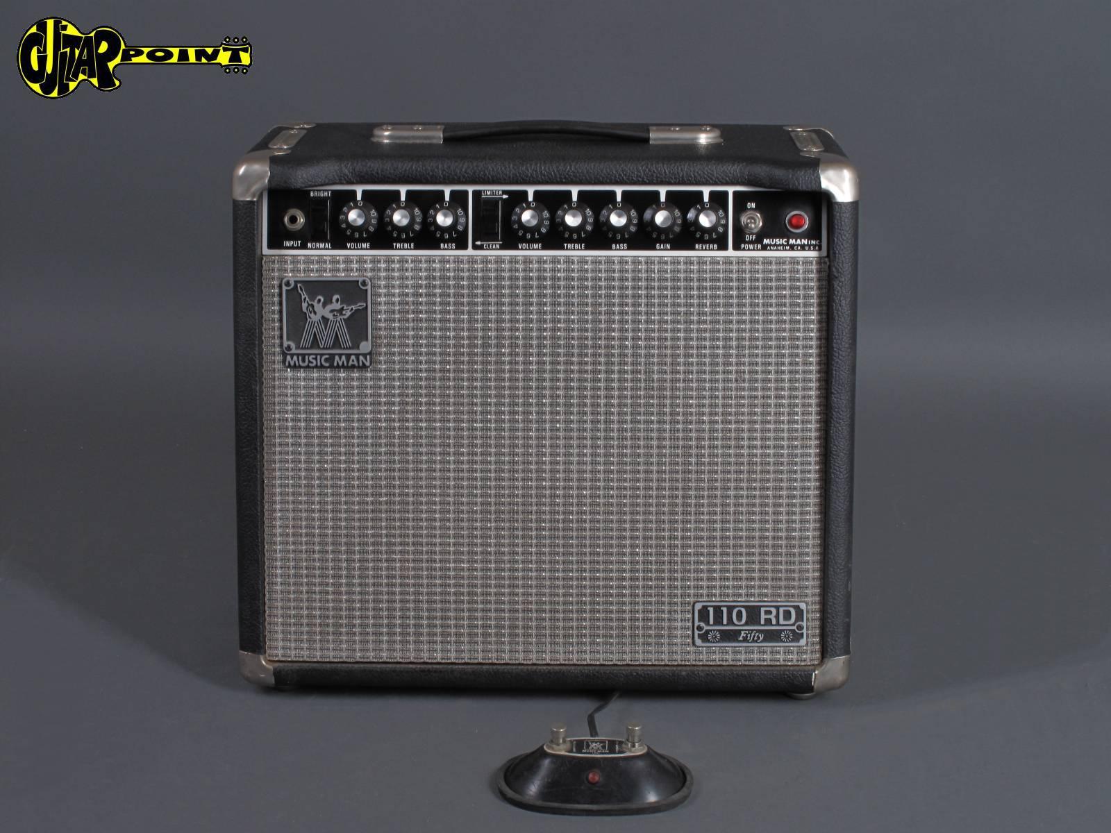 1982 Music Man 110 RD Fifty - 50 Watt