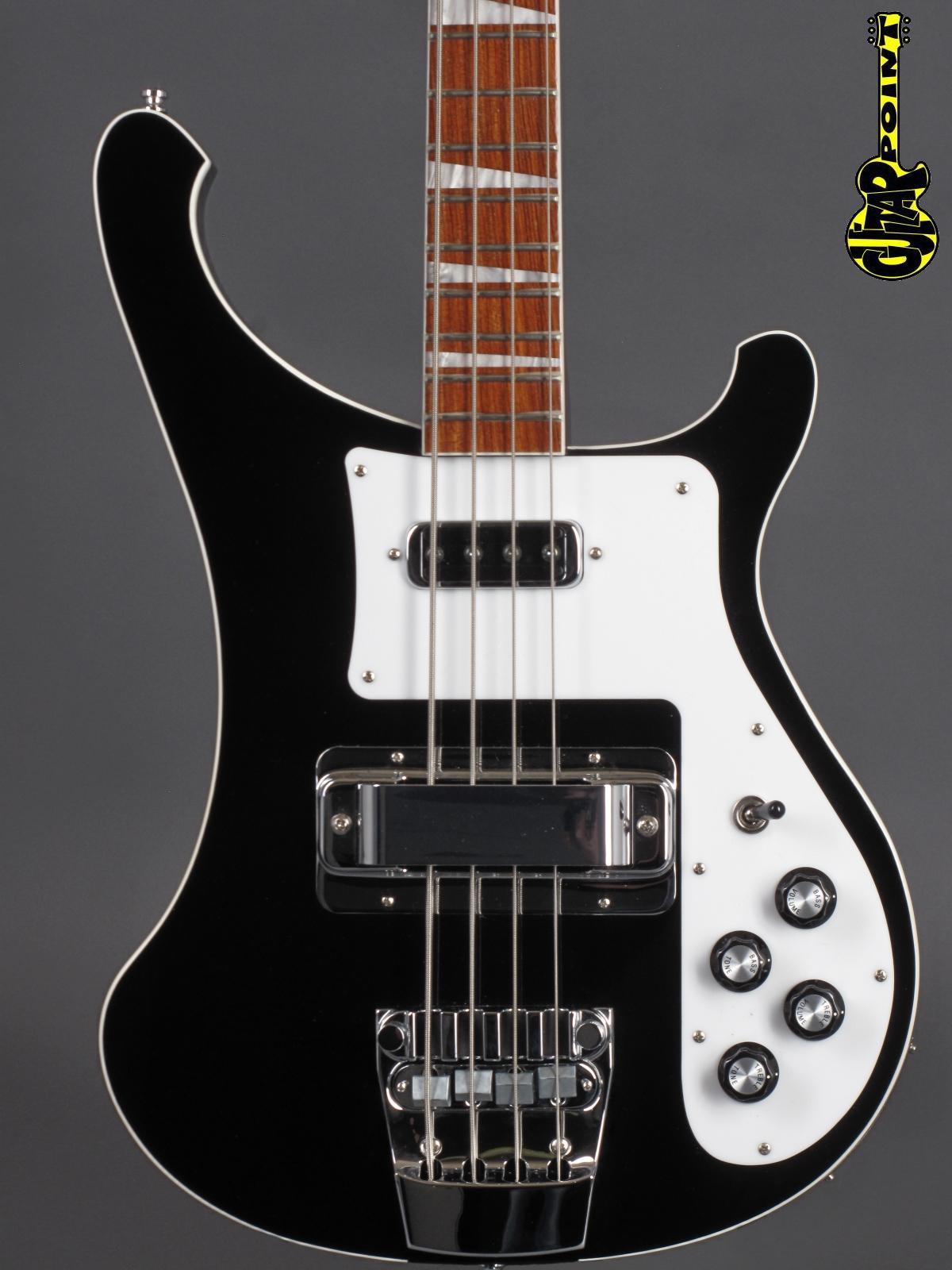 2015 Rickenbacker 4003 Bass - Jetglo
