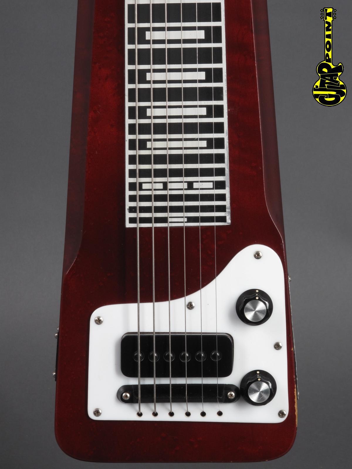 1975 Rickenbacker Electro Lapsteel - Cherry