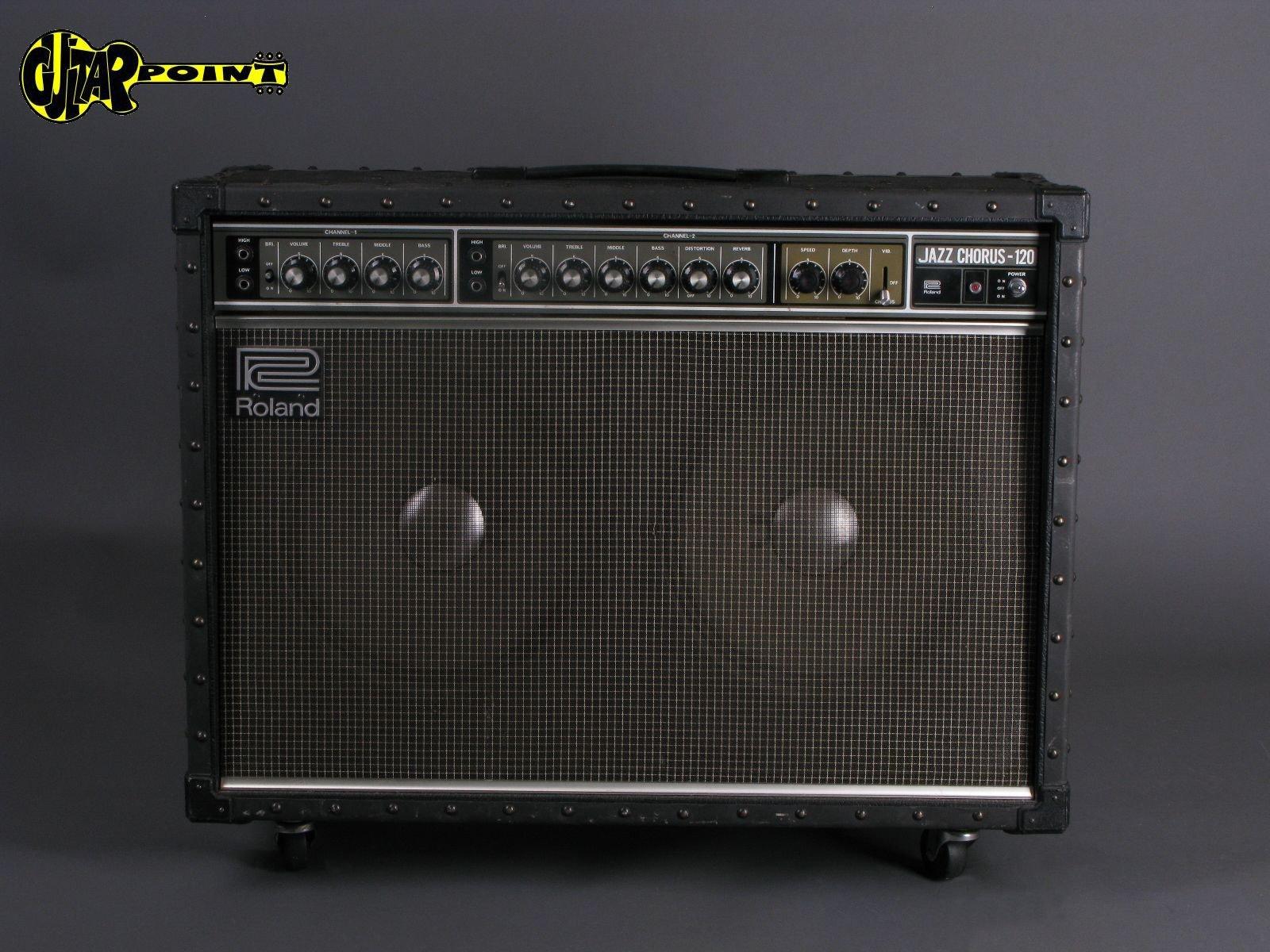1978 Roland Jazz Chorus JC-120 - Stereo Amplifier