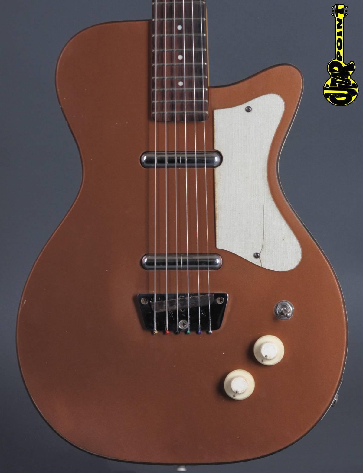 1959 Silvertone U2 model 1301 - Bronze