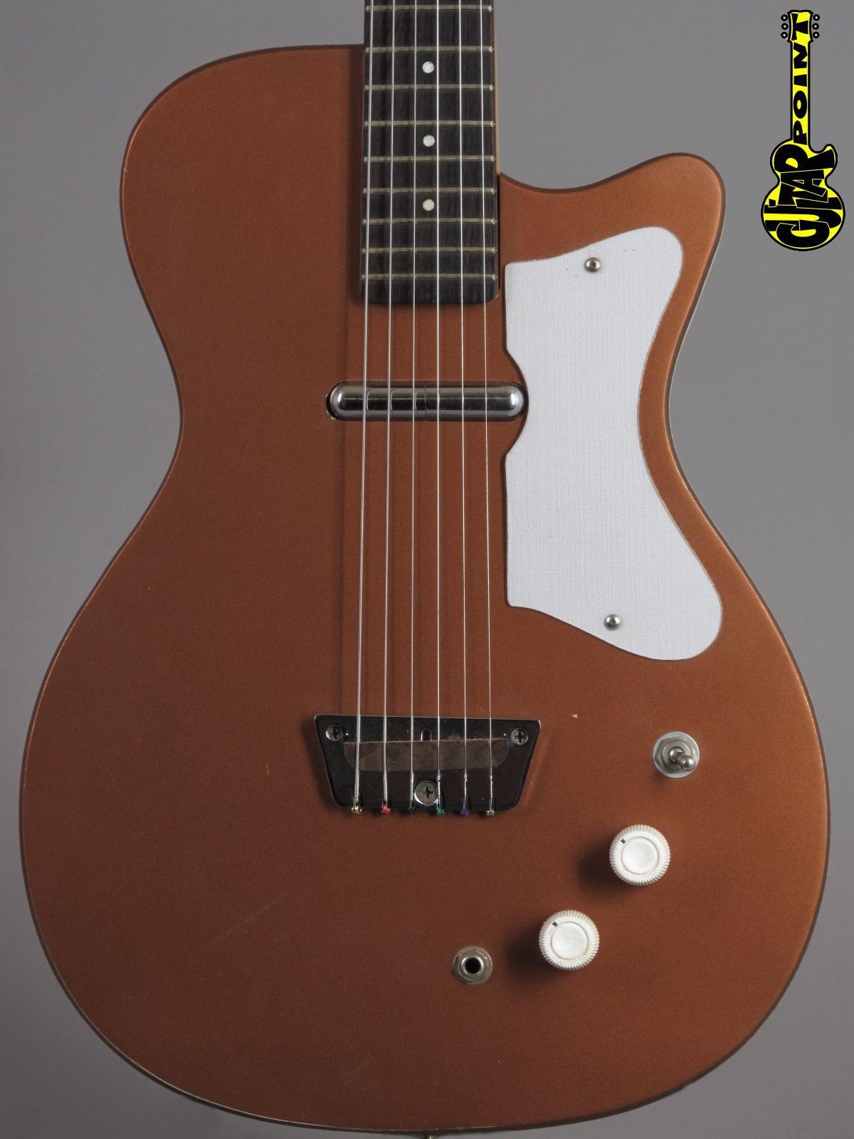 1960 Silvertone U1 model 1415 - Bronze   Clean !!!