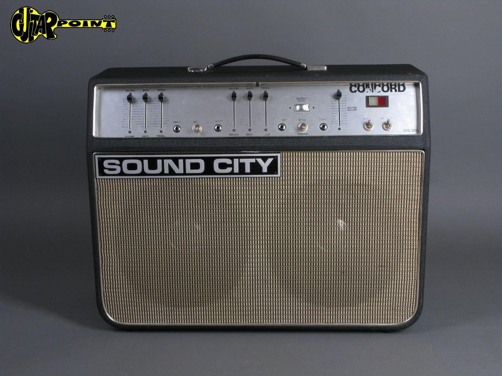 1971 Sound City Concord MK4 - Dallas Arbiter