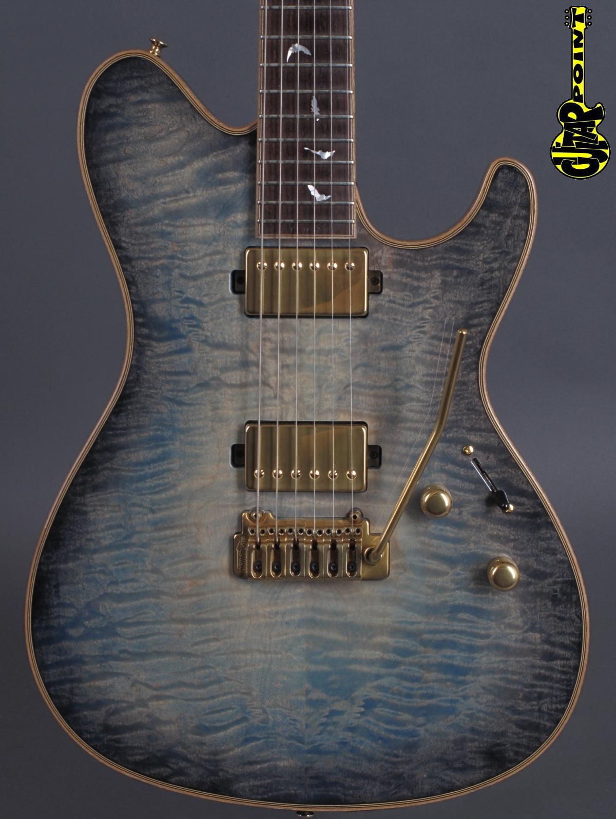 Sugi Model DS500 C EM/AT - Transparent Blue