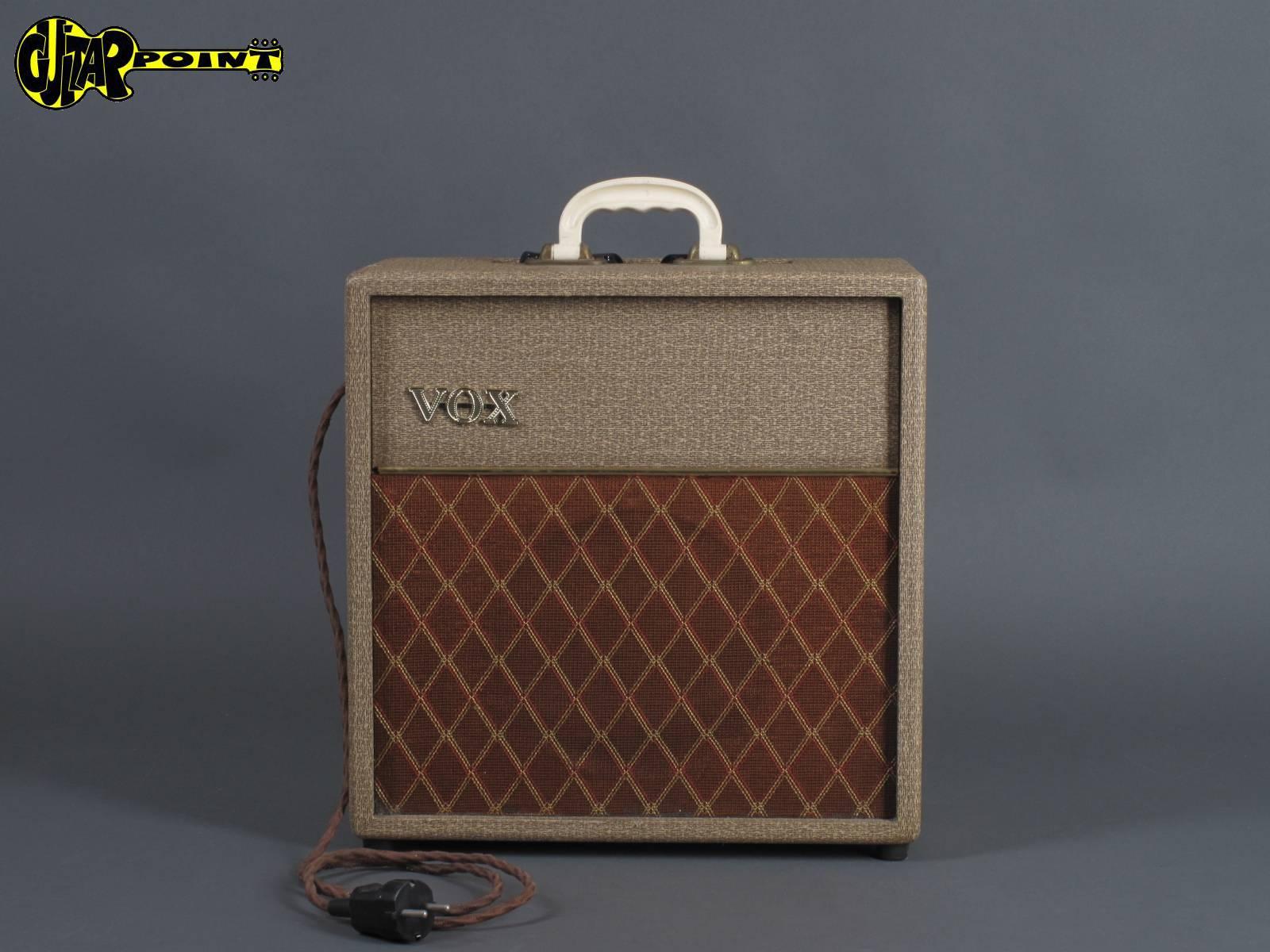 """1960 VOX AC-2 / 1x8"""" - 6 Watt Tube-combo"""