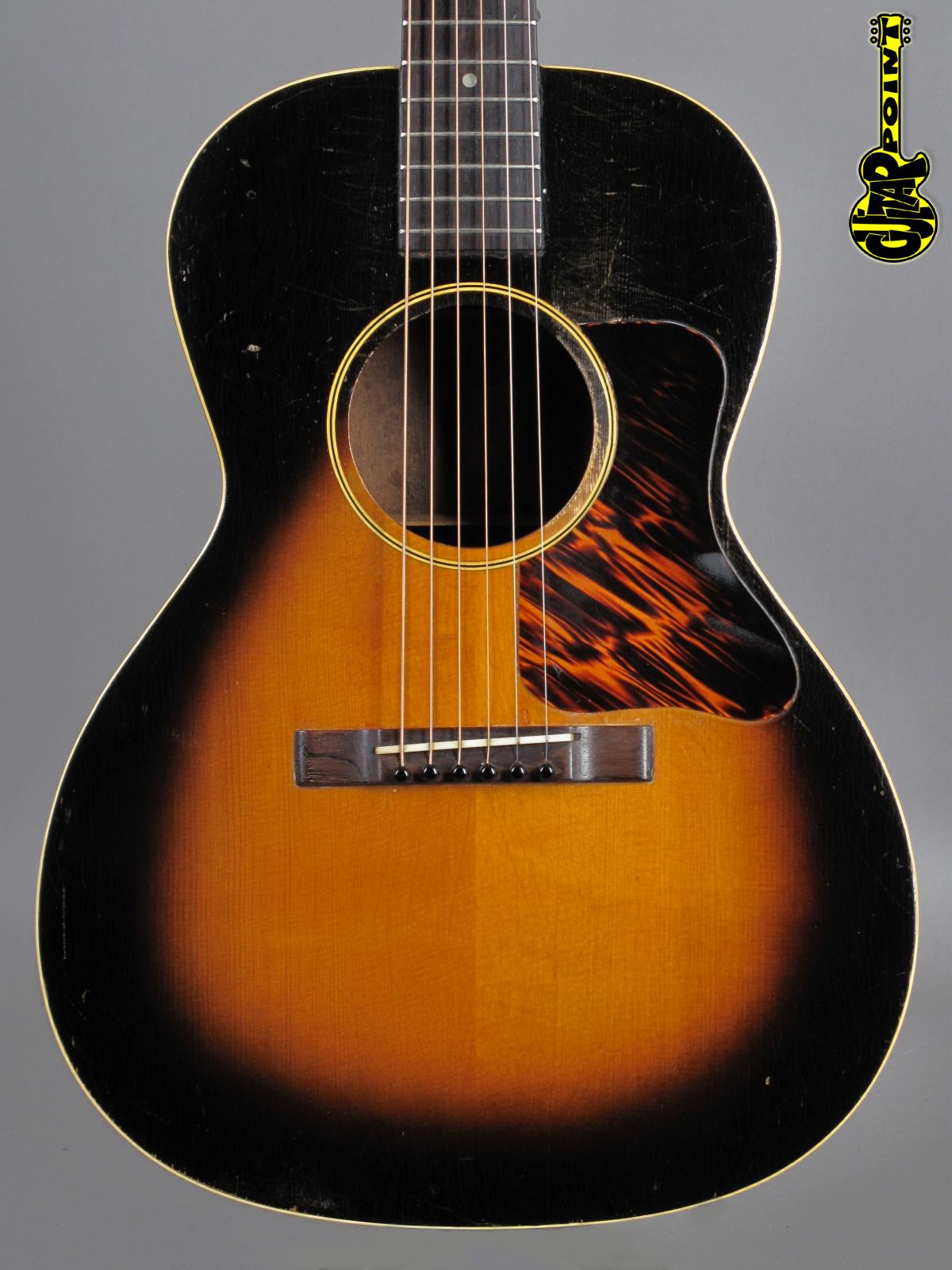1935 Gibson L-00 Sunburst