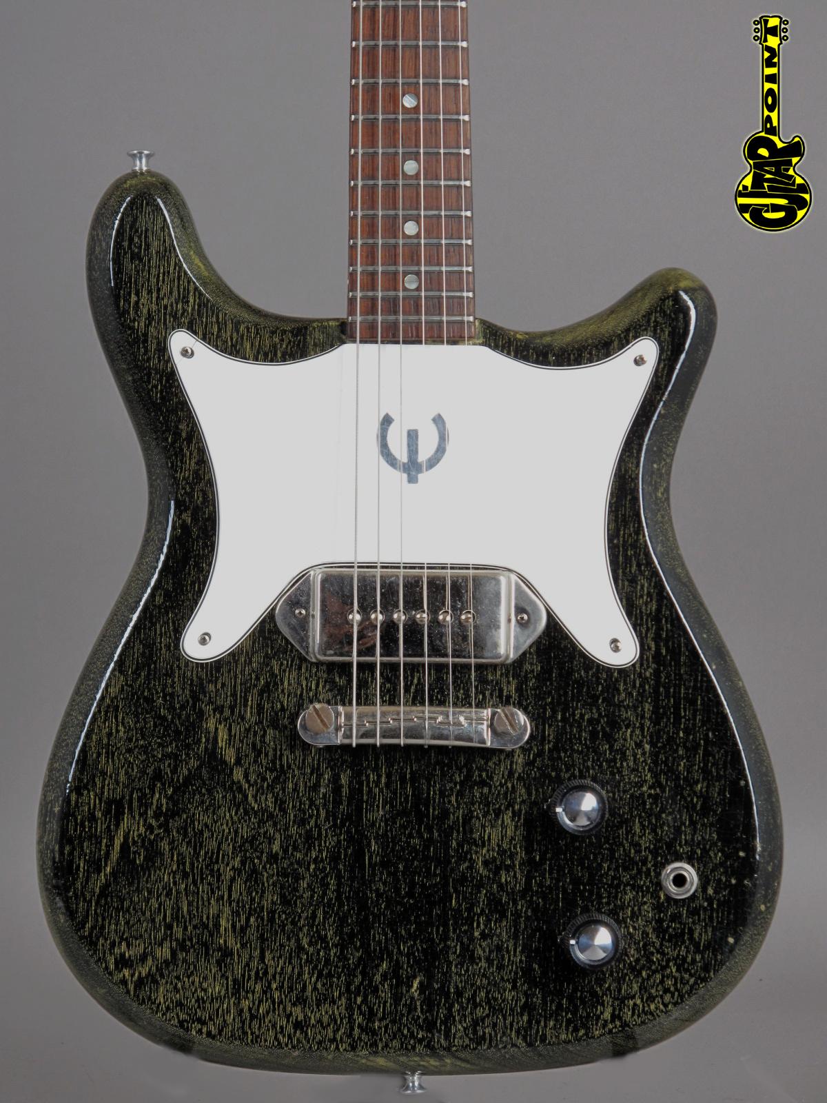 1964 Epiphone Coronet - Silver Fox