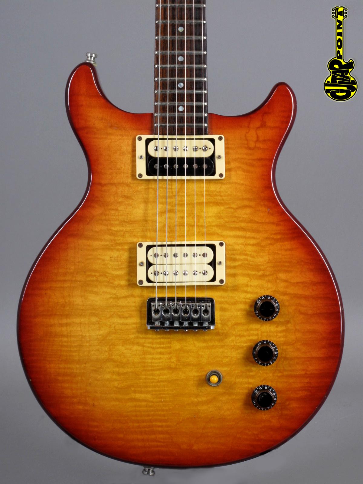 1981 Hamer Special - Sunburst incl. orig. HSC
