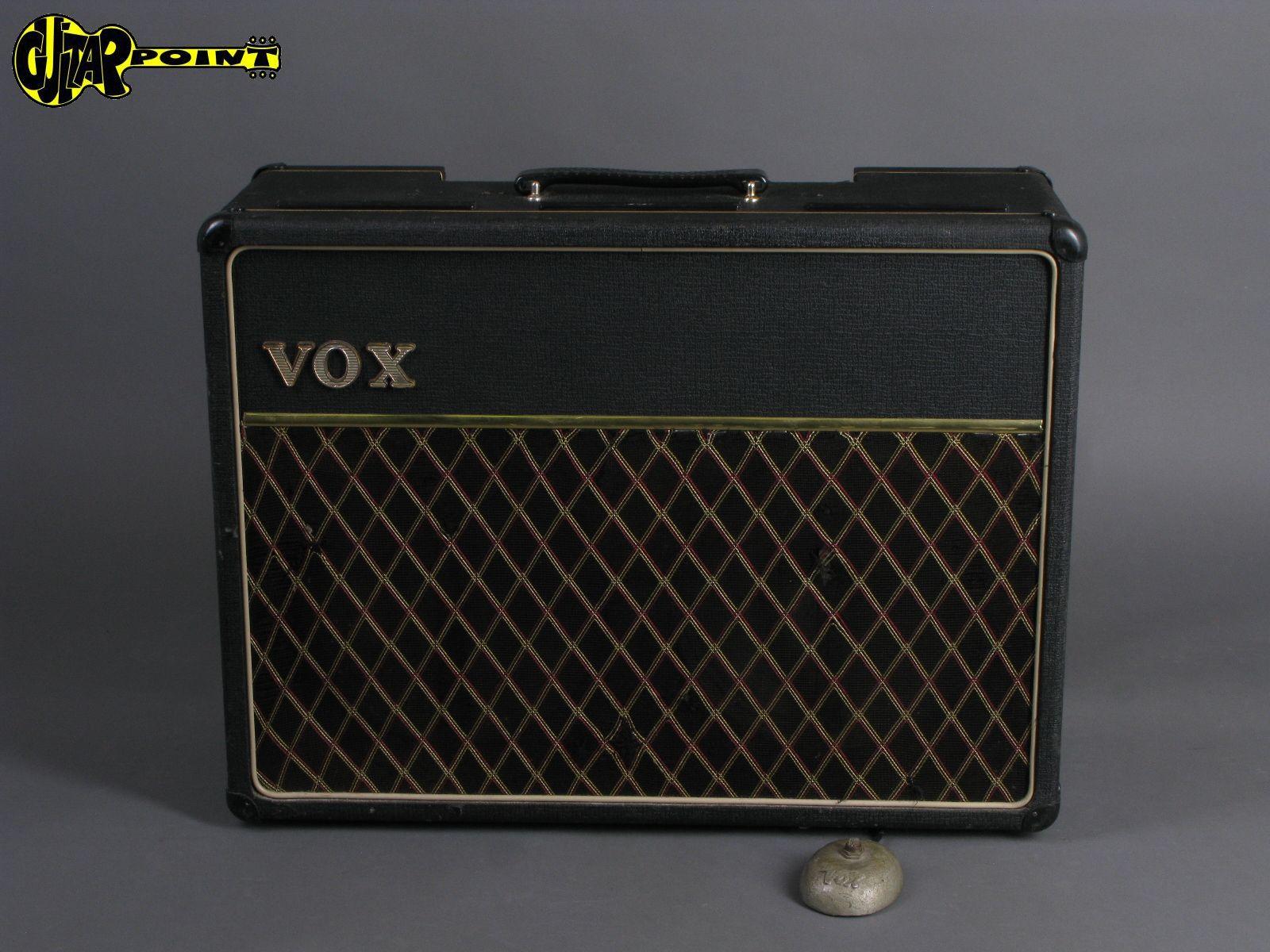 "1965 Vox AC 10 Twin - 2x 10"""