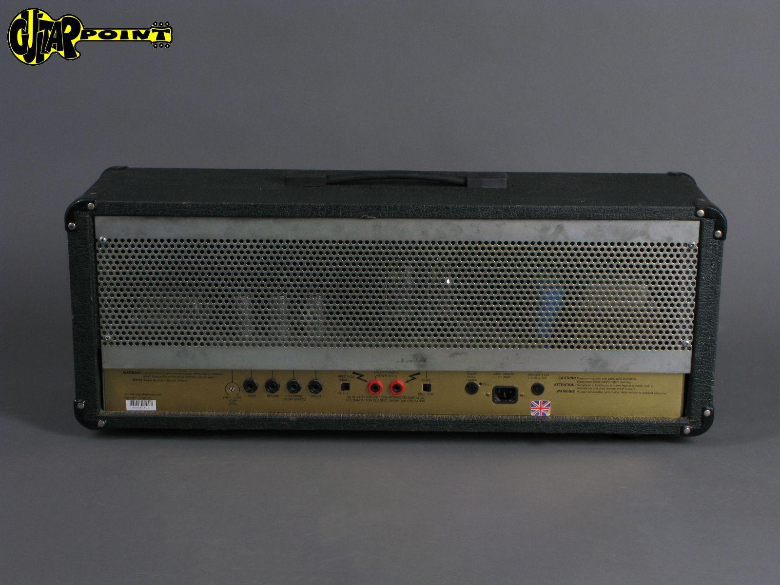 marshall jcm 900 model 4500 manual