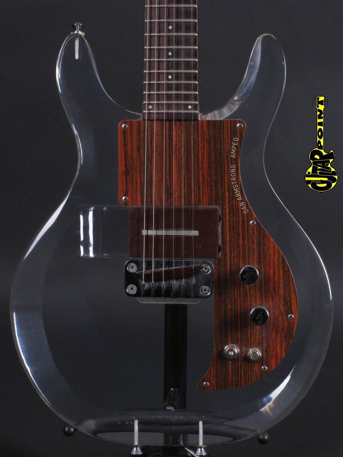 1969 Dan Amstrong (Ampeg) Lucite Guitar -VI69DanAmstrongPlexiGuit