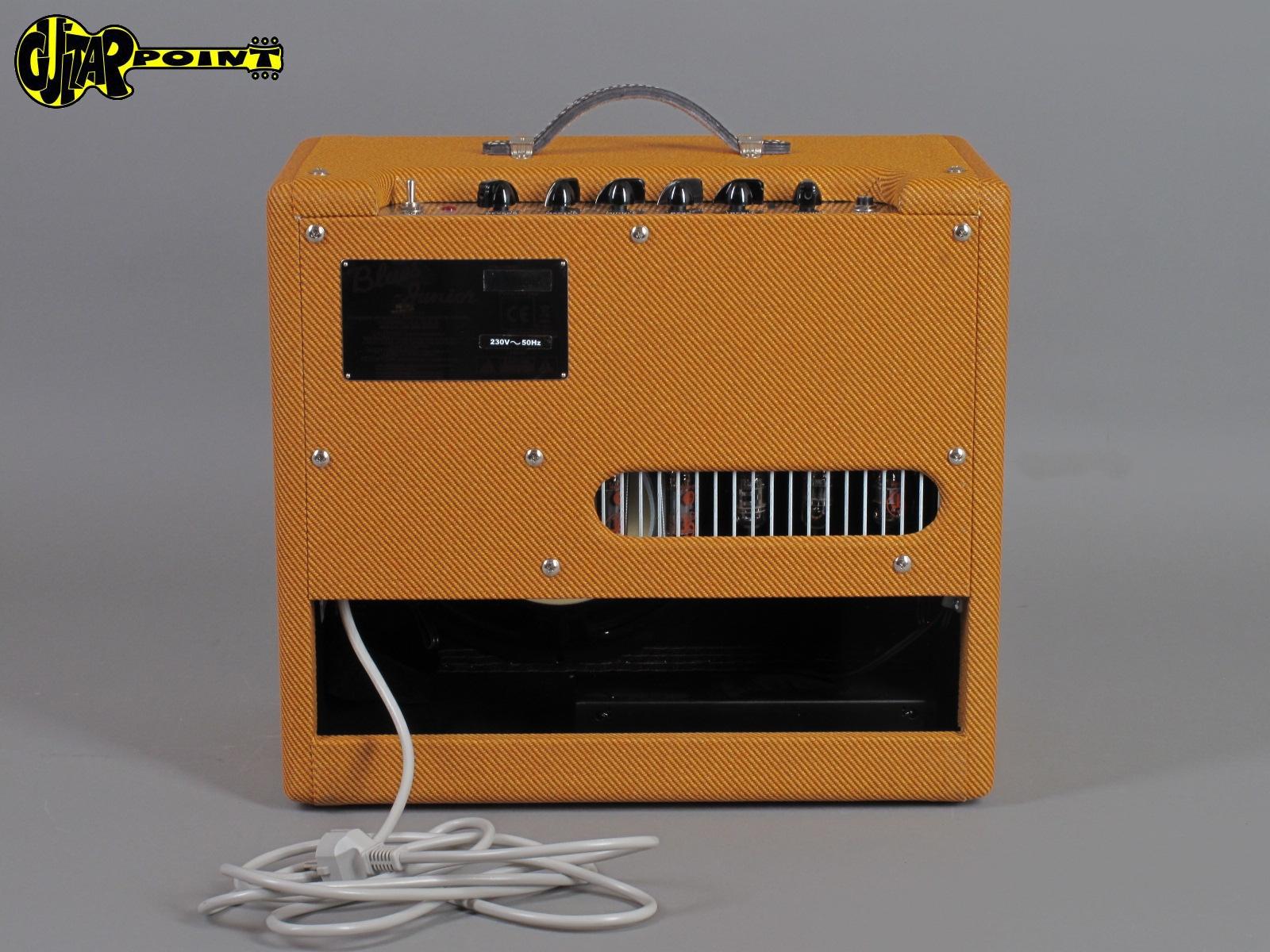 Fender Blues Junior - Lacquered Tweed Neu !!!