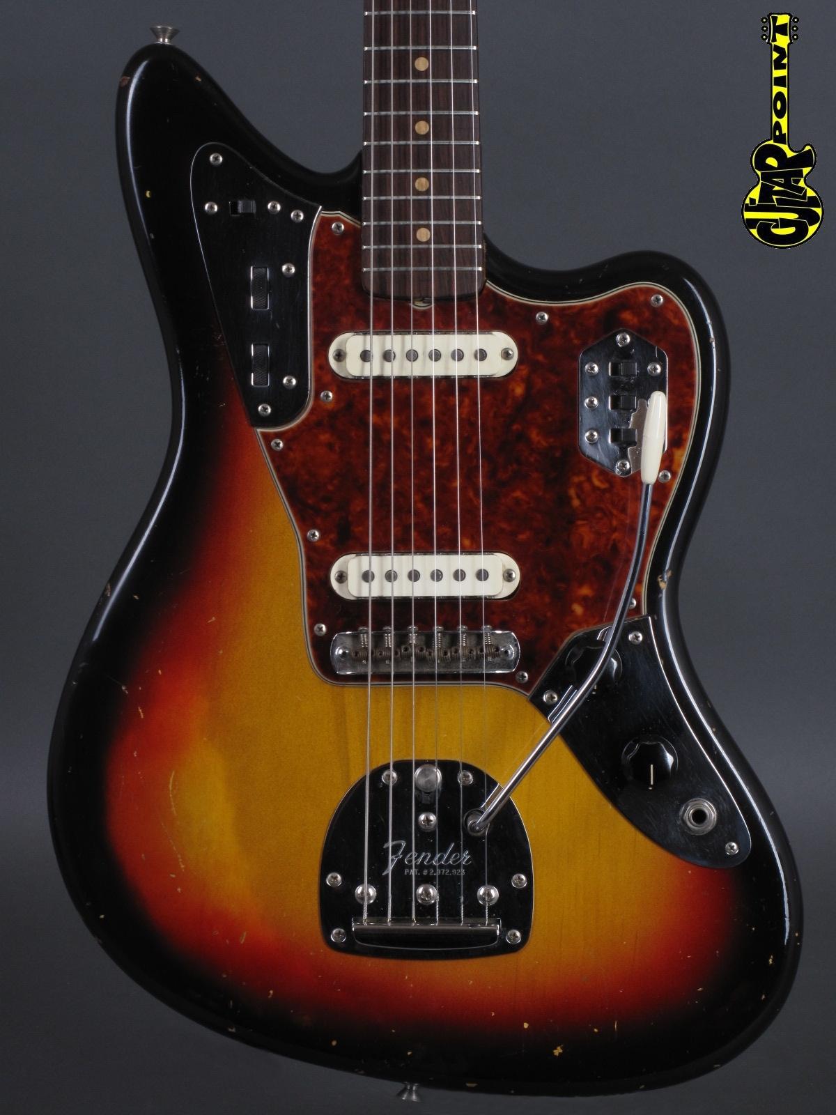 jaguar aged chimp guitar products img fender white refinished