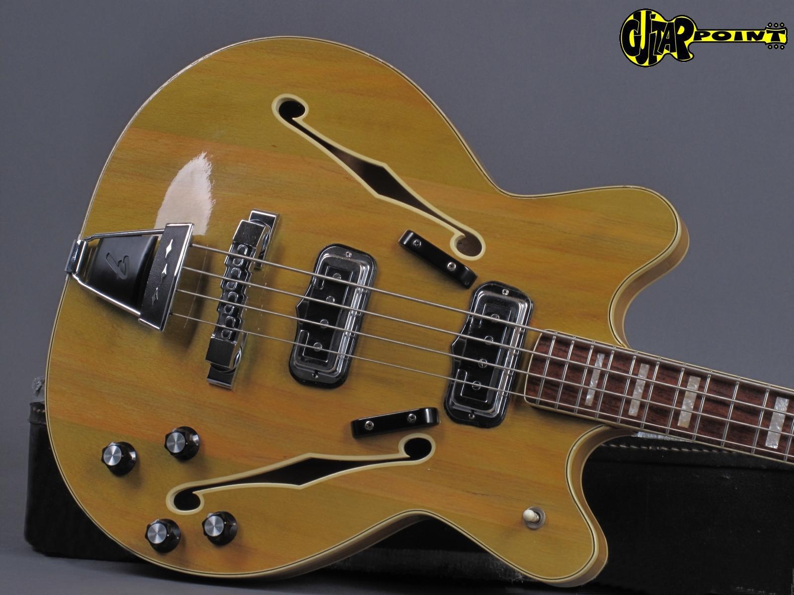 Vine 1967 Fender Coronado Ii