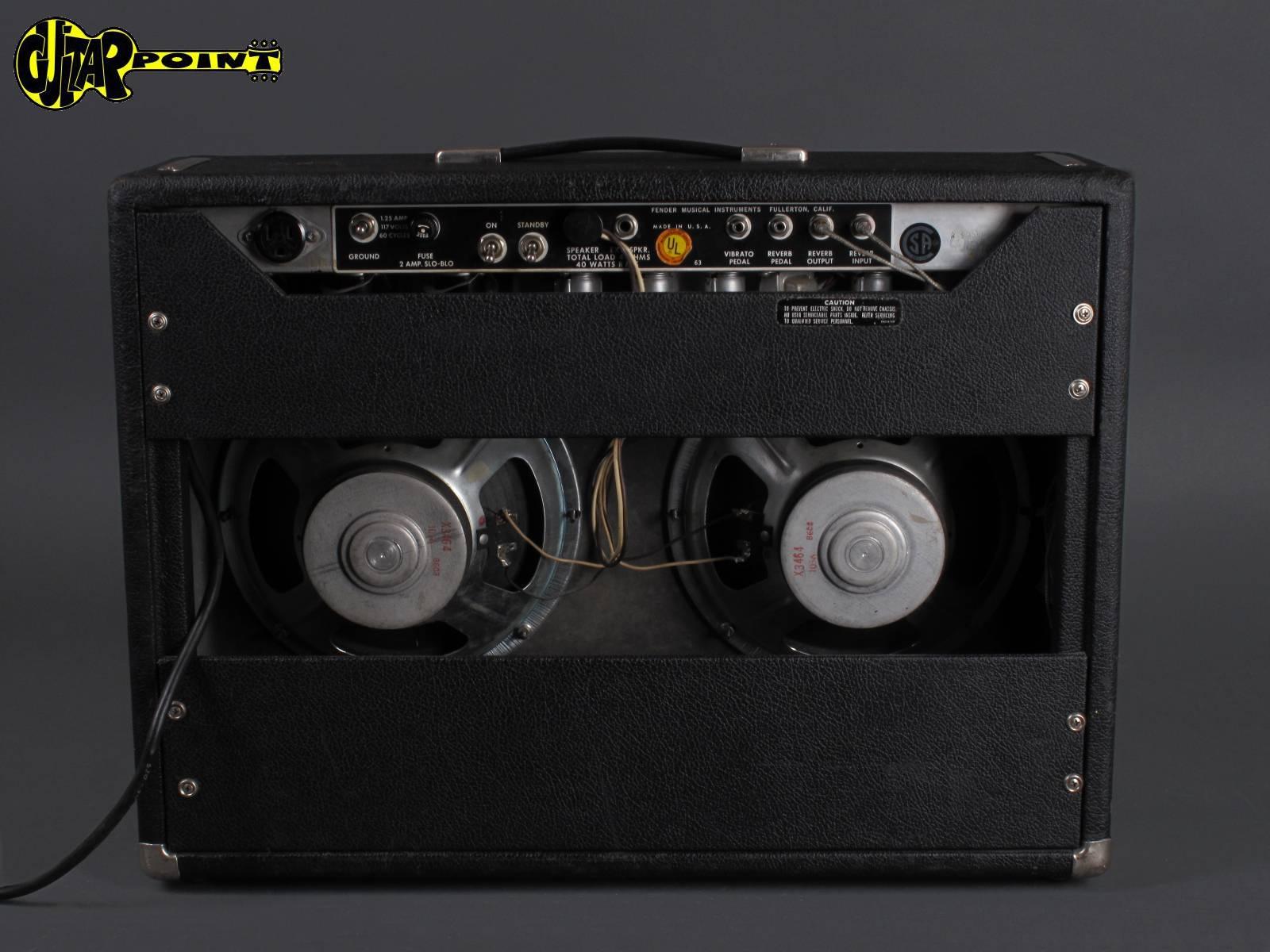 1971 fender vibrolux reverb amp vi71fevibroluxra24300. Black Bedroom Furniture Sets. Home Design Ideas