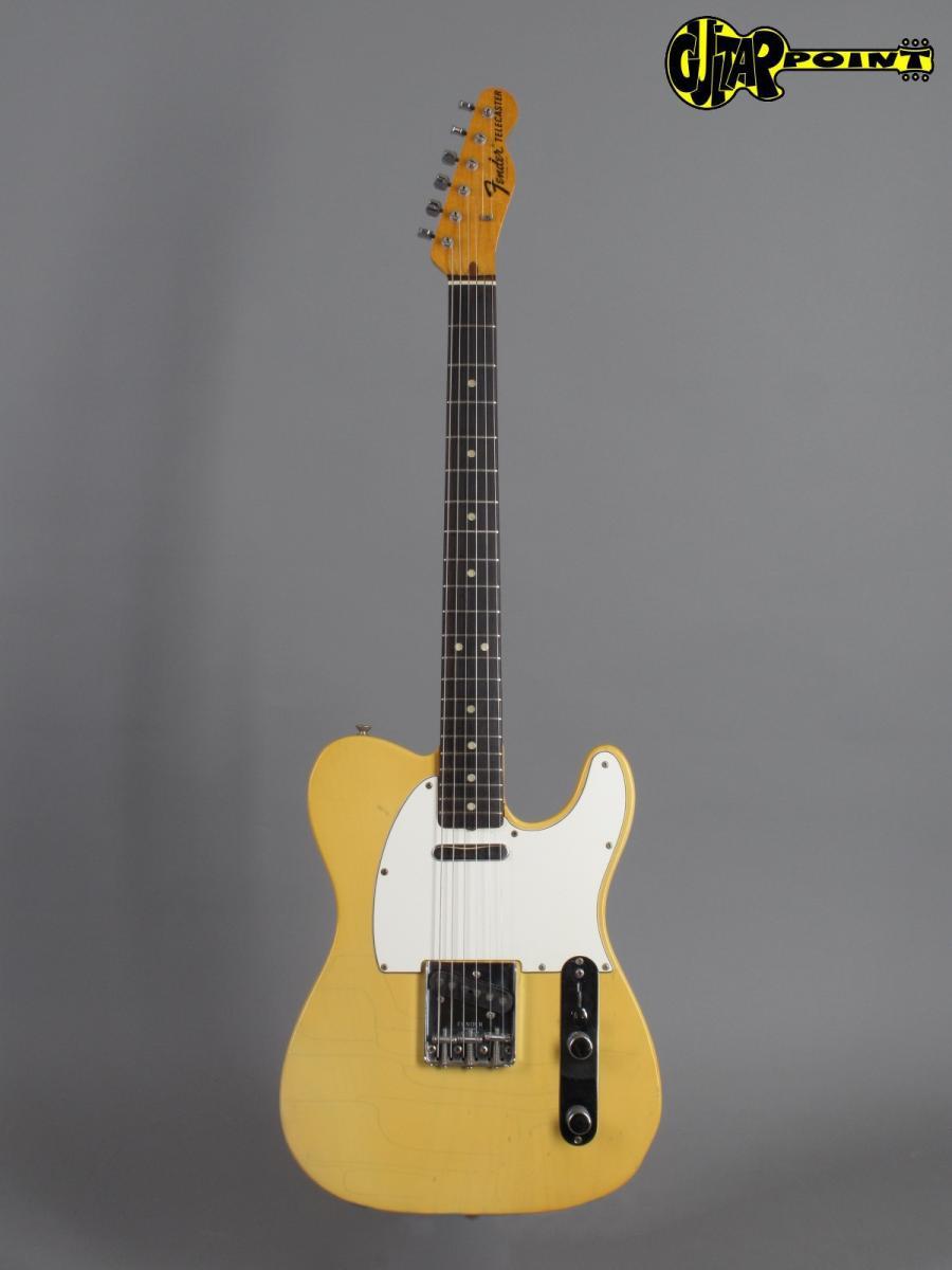 1972 fender telecaster blond rosewood fretboard vi72fetelebldrw347427x. Black Bedroom Furniture Sets. Home Design Ideas