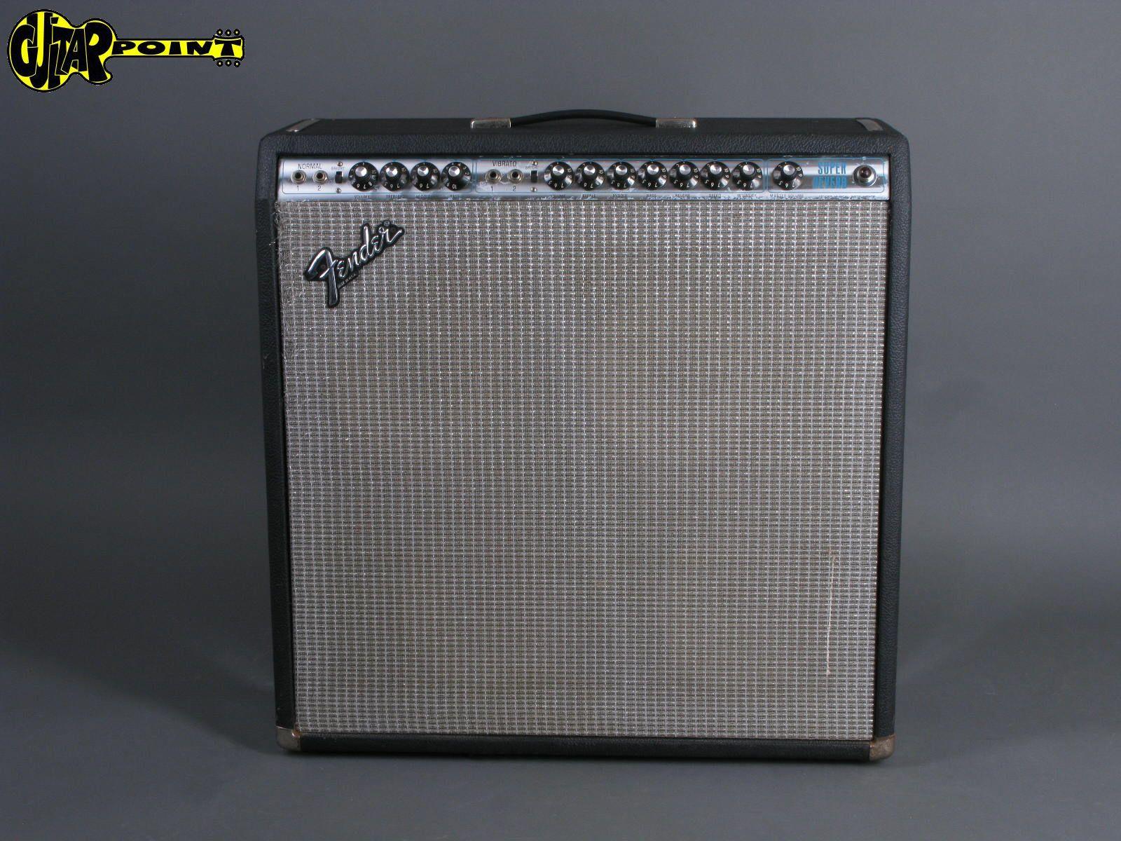 1978 Fender Super Reverb 4x10\