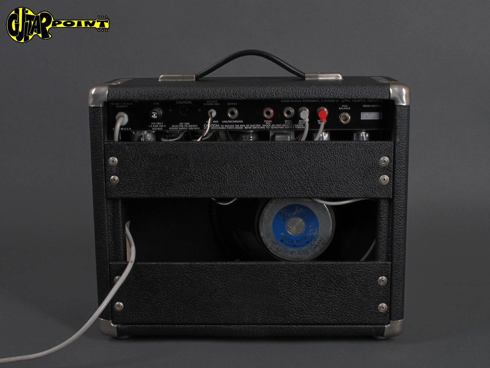 1982 fender super champ amp rivera vi82fesuchamp208911. Black Bedroom Furniture Sets. Home Design Ideas