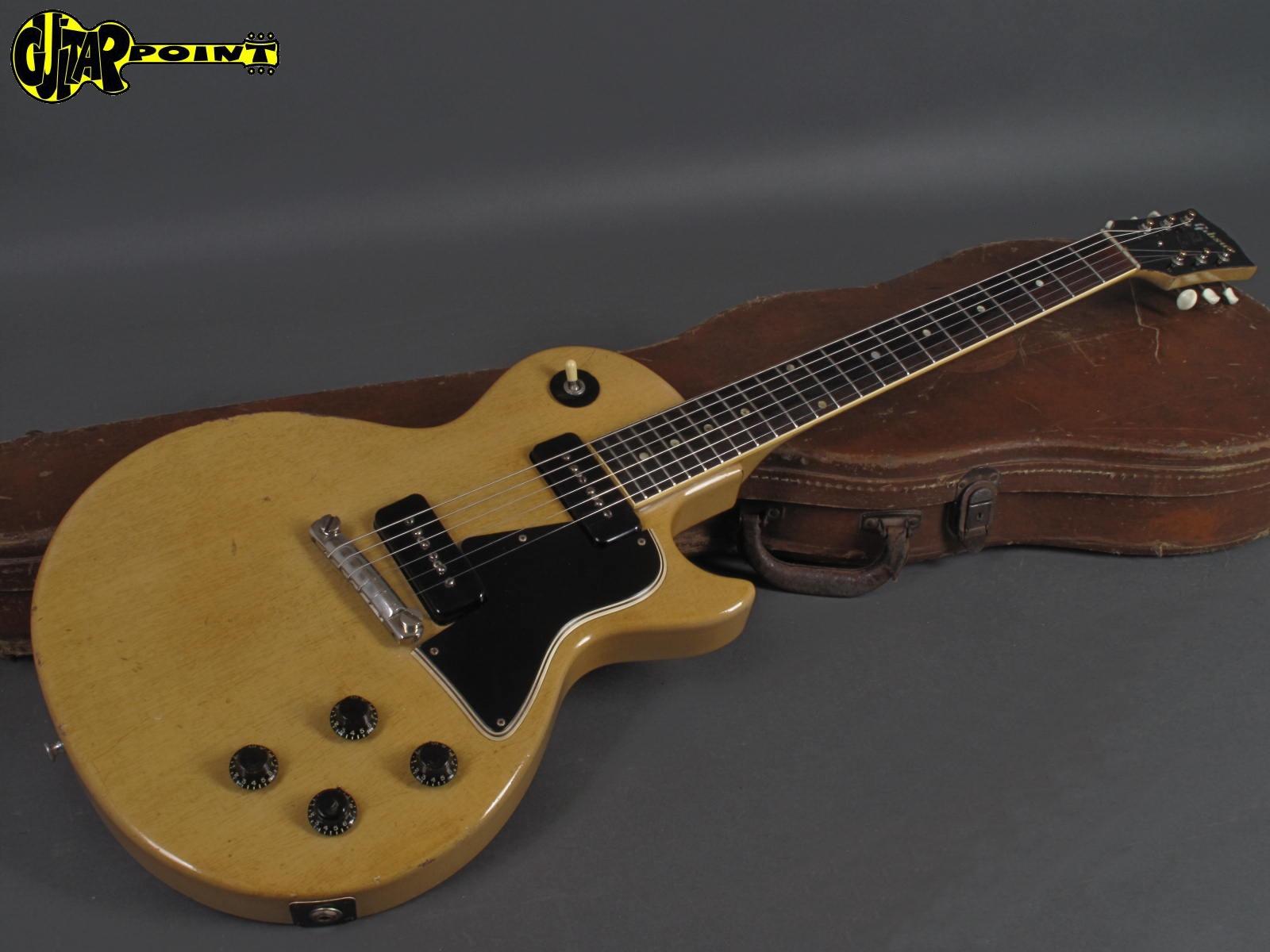 Les Paul Special Tv Yellow : 1956 gibson les paul special tv yellow vi56gilpspctv69831x ~ Vivirlamusica.com Haus und Dekorationen