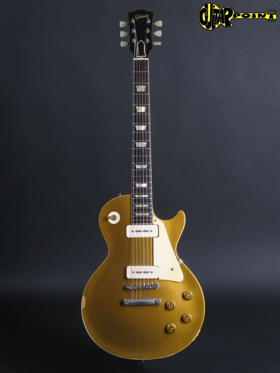 Guitarra Telecaster ou Epiphone Les Paul SL Gibson58GTP90_20
