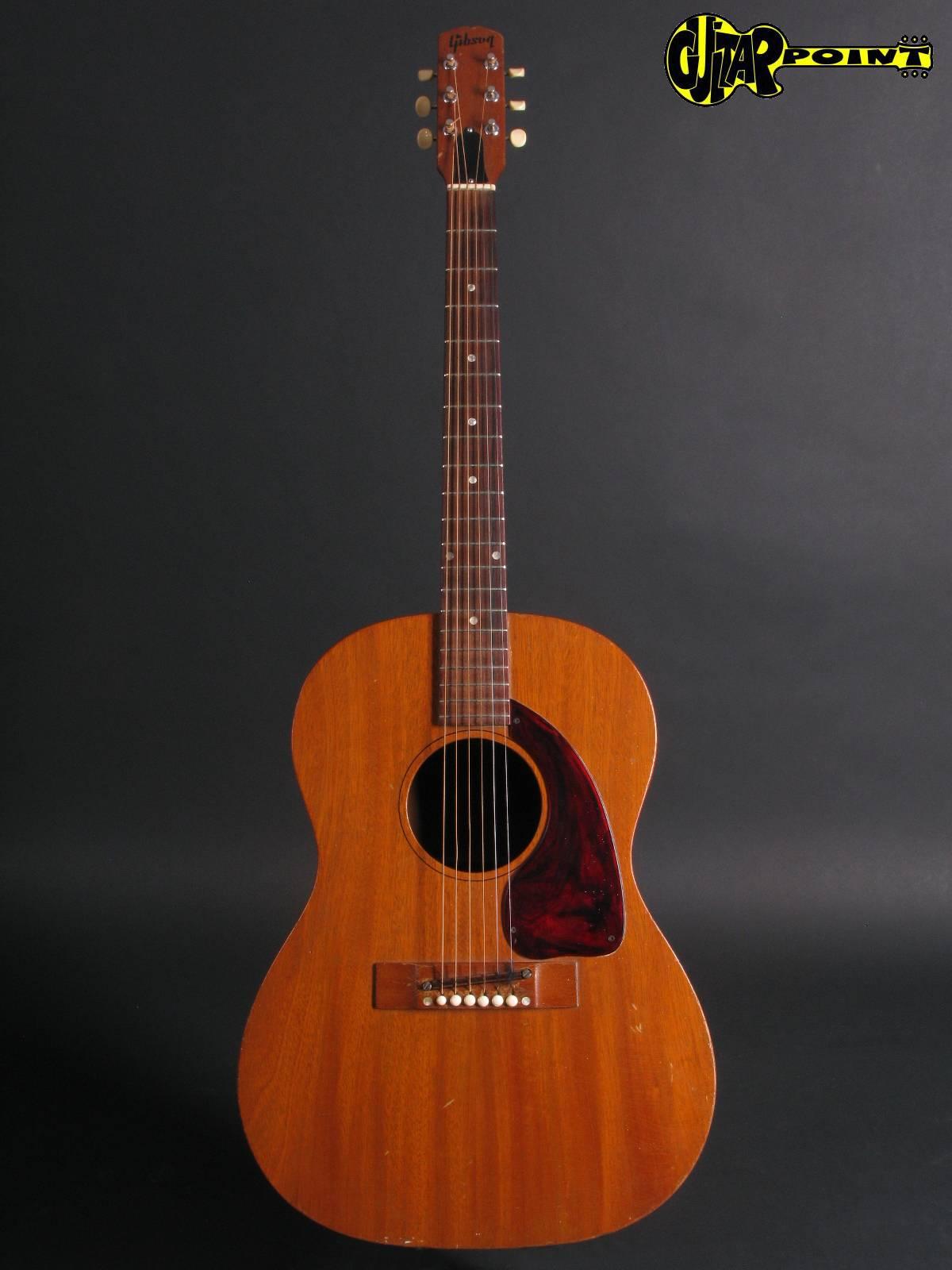 1968 Gibson B 15