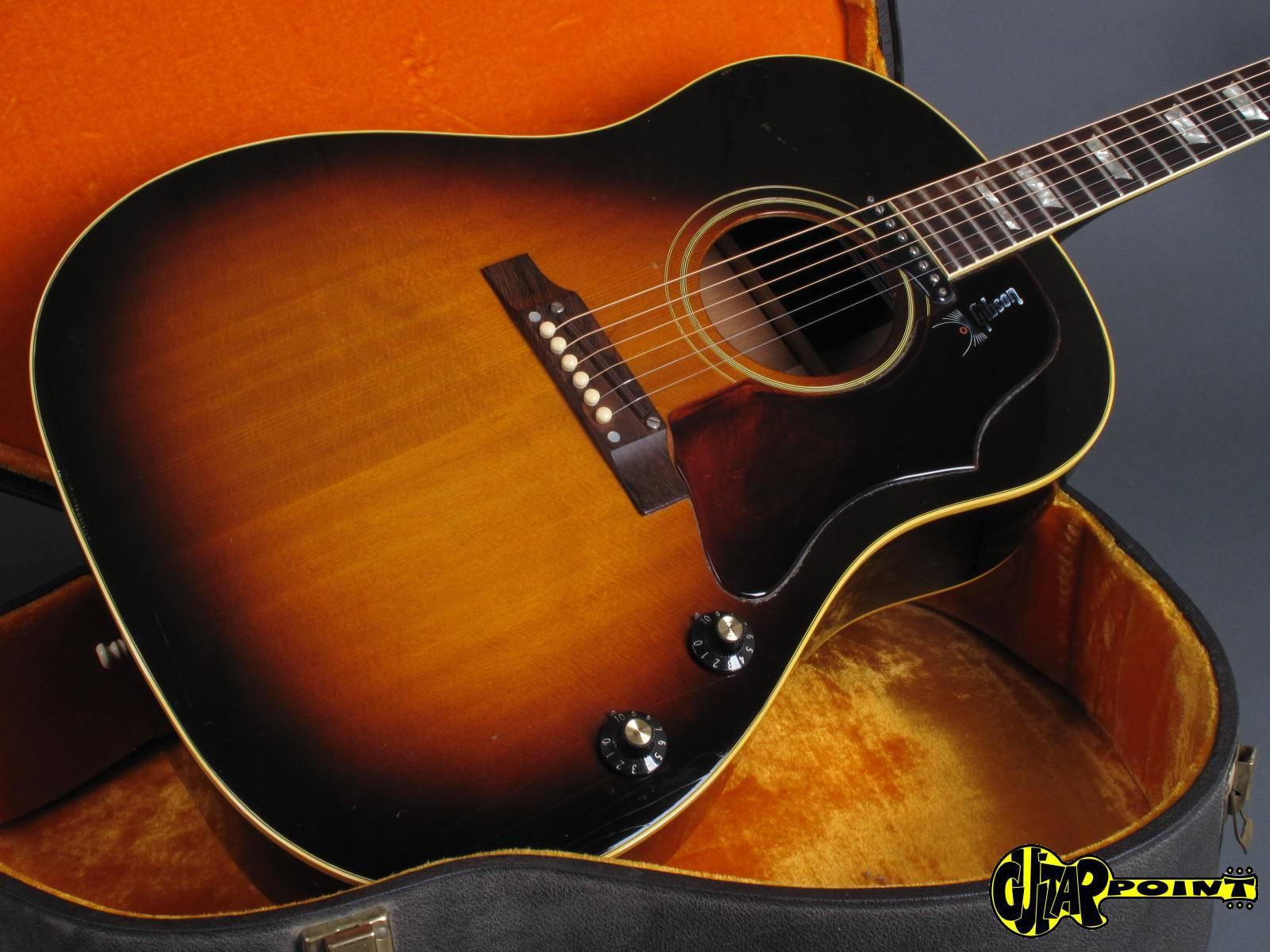 1968 Gibson J 160E