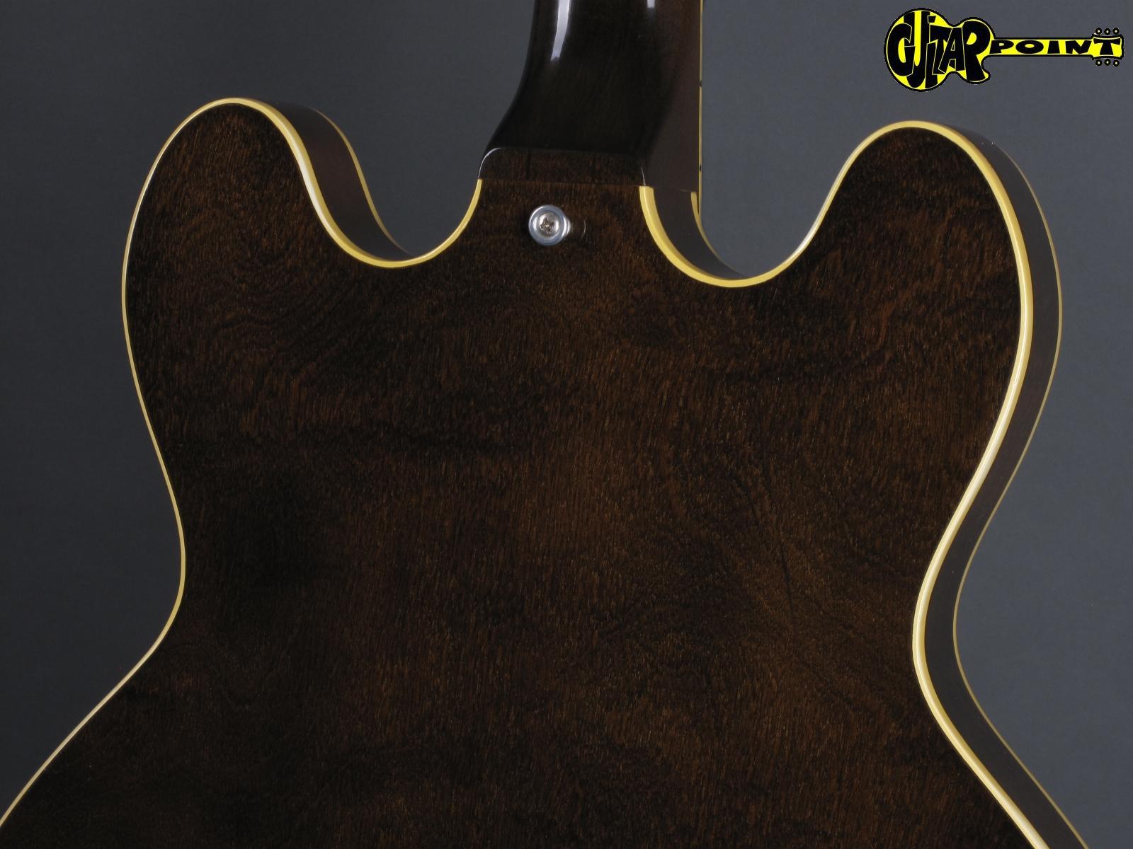 1971 Gibson Es 340 Tdw Walnut Vi71gies340tdw963833 Guild Guitar Wiring Diagram