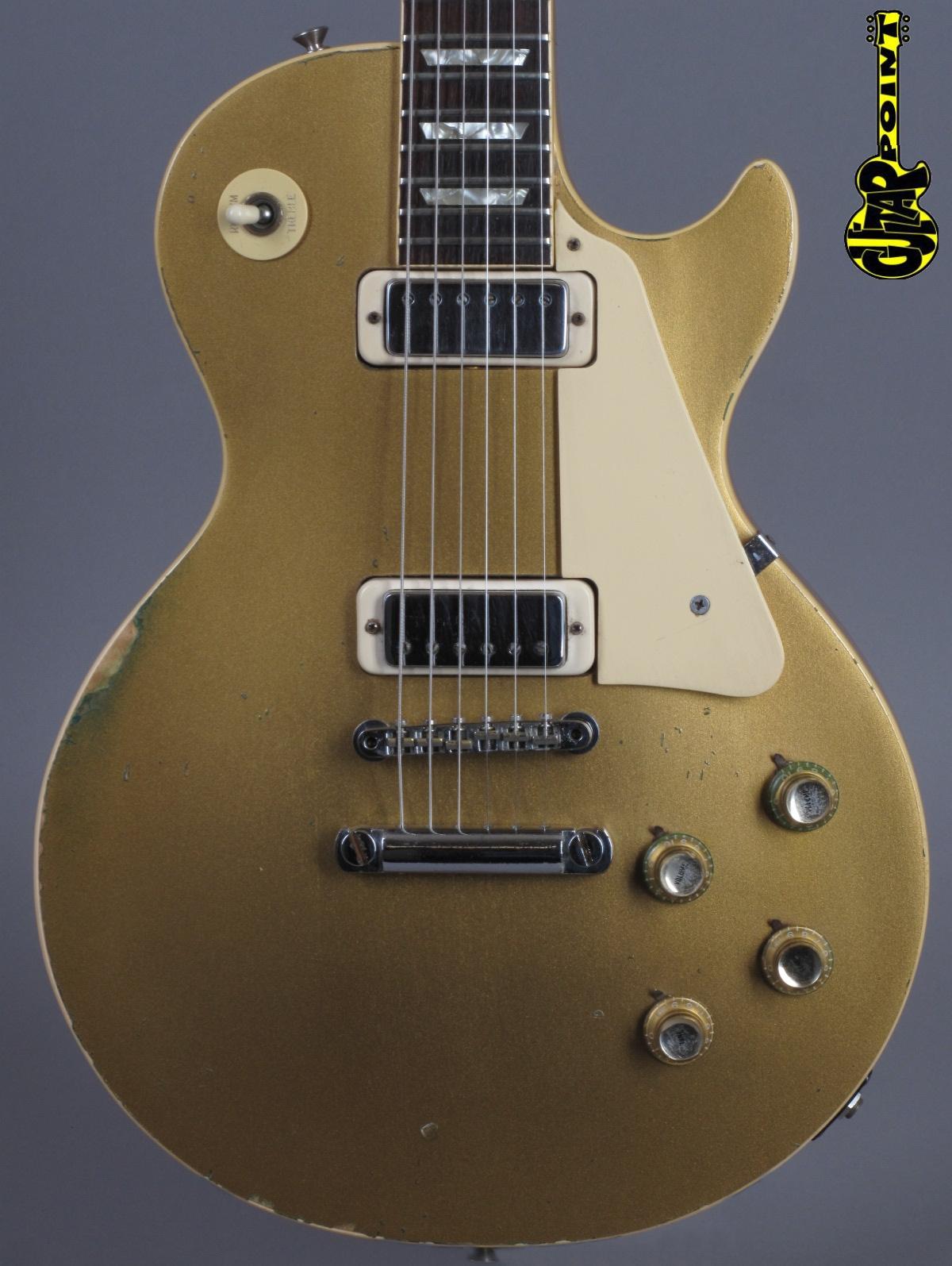 Dating en Gibson Les Paul Deluxe