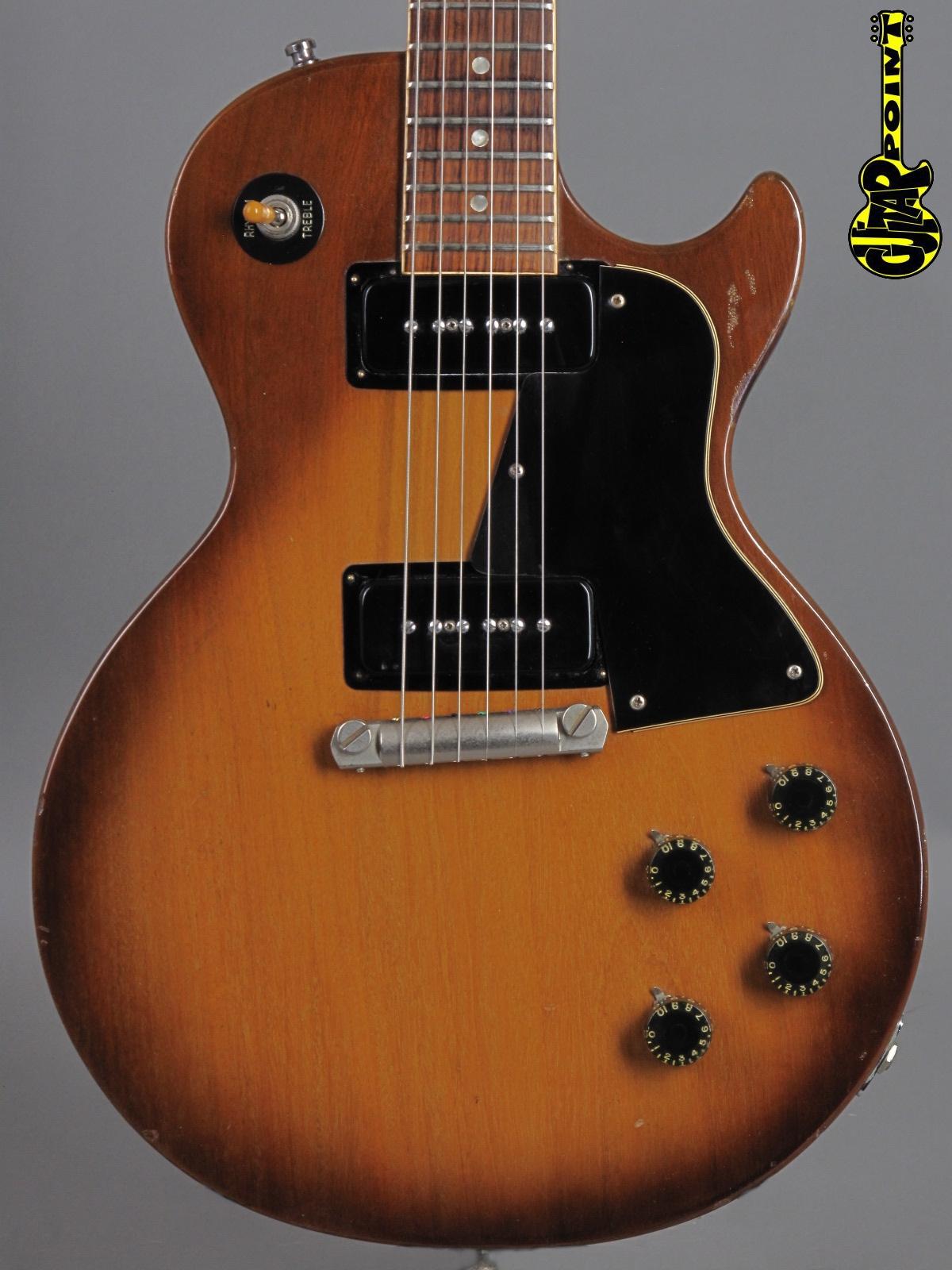 1974 Gibson Les Paul Special 55 - Sunburst