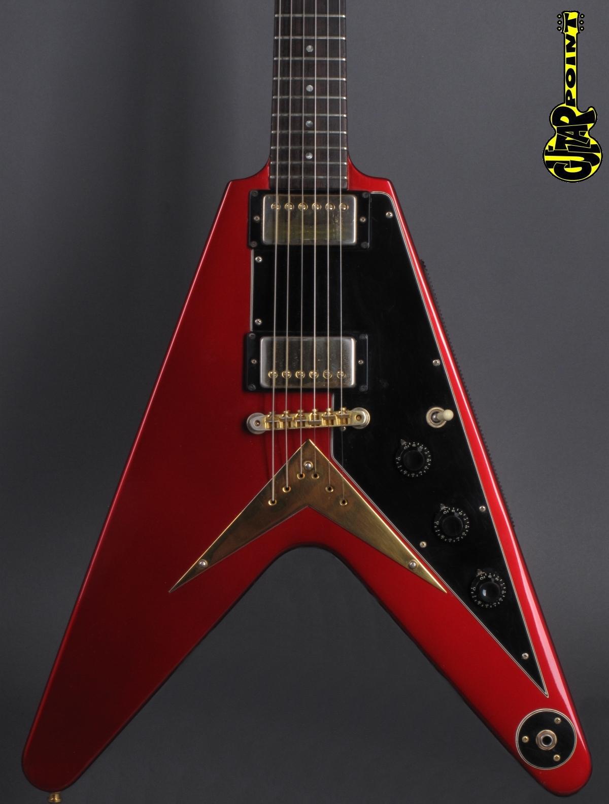 1982 Gibson Flying V Heritage Korina