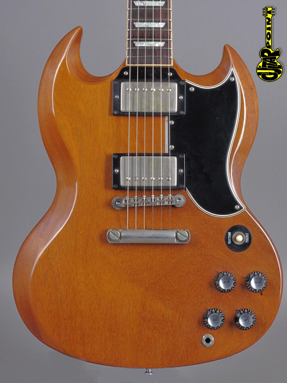 2001 Gibson Custom Shop SG '61 Reissue Faded Cherry