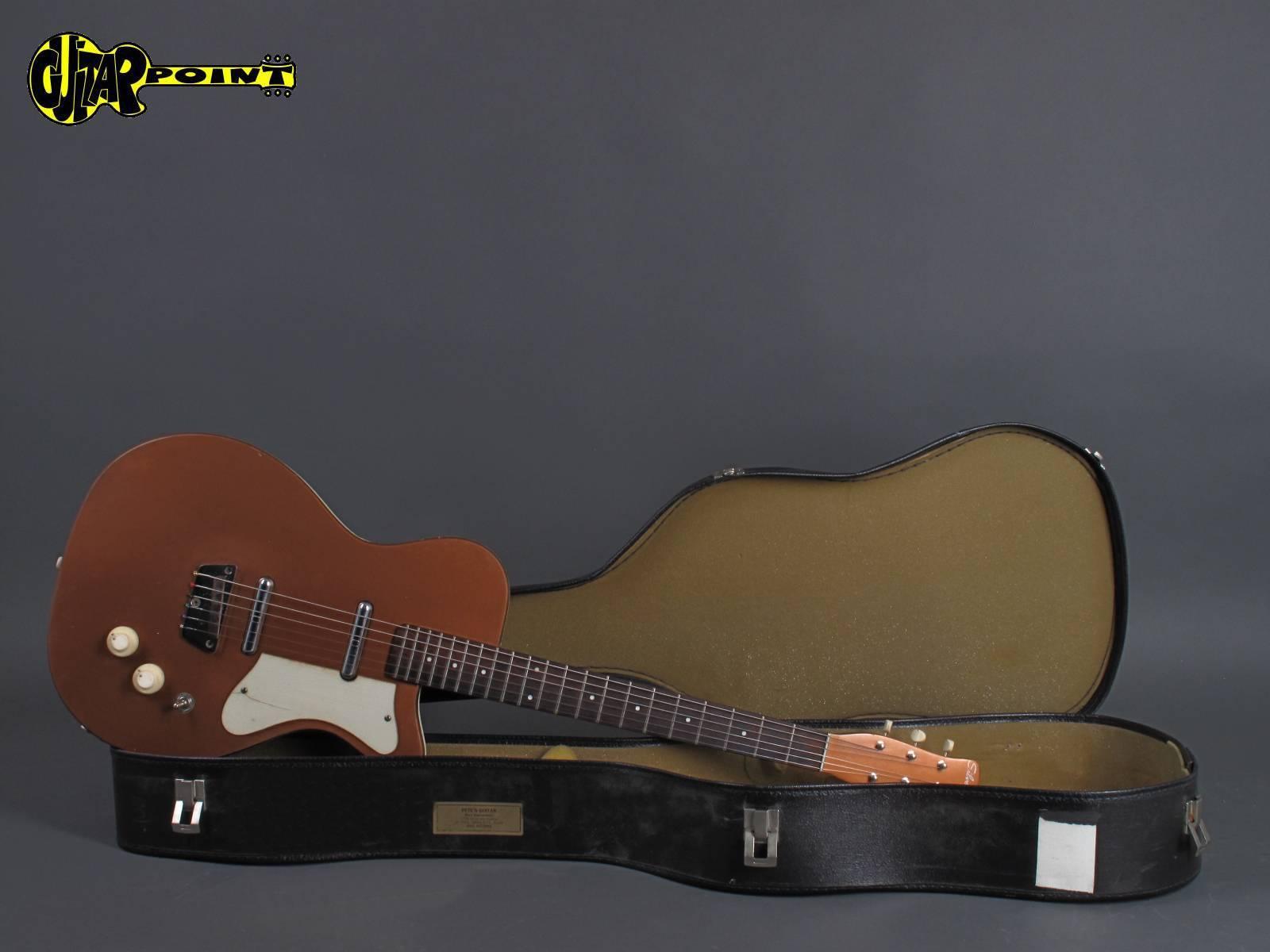 U 2 1959 1959 Silvertone U2 mod...