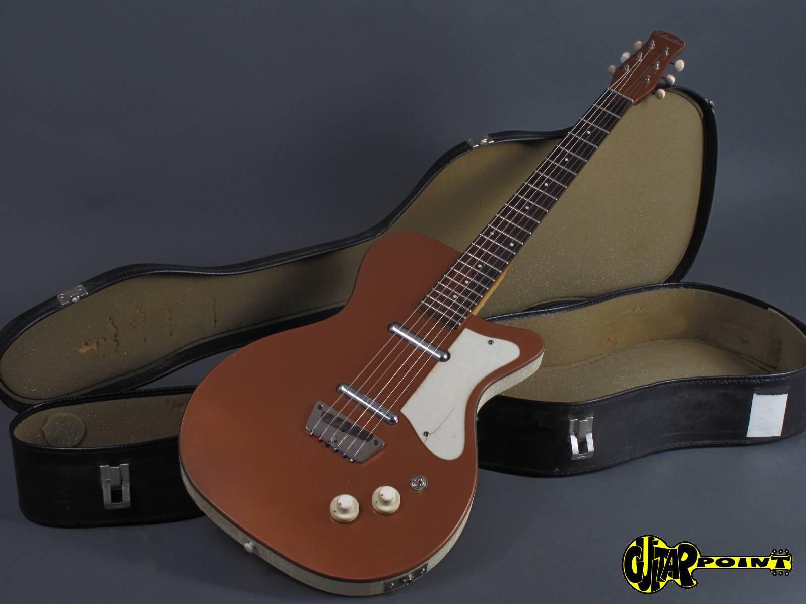 1959 Silvertone U2 model 1301 - Bronze-Vi59SilvU2Bronze